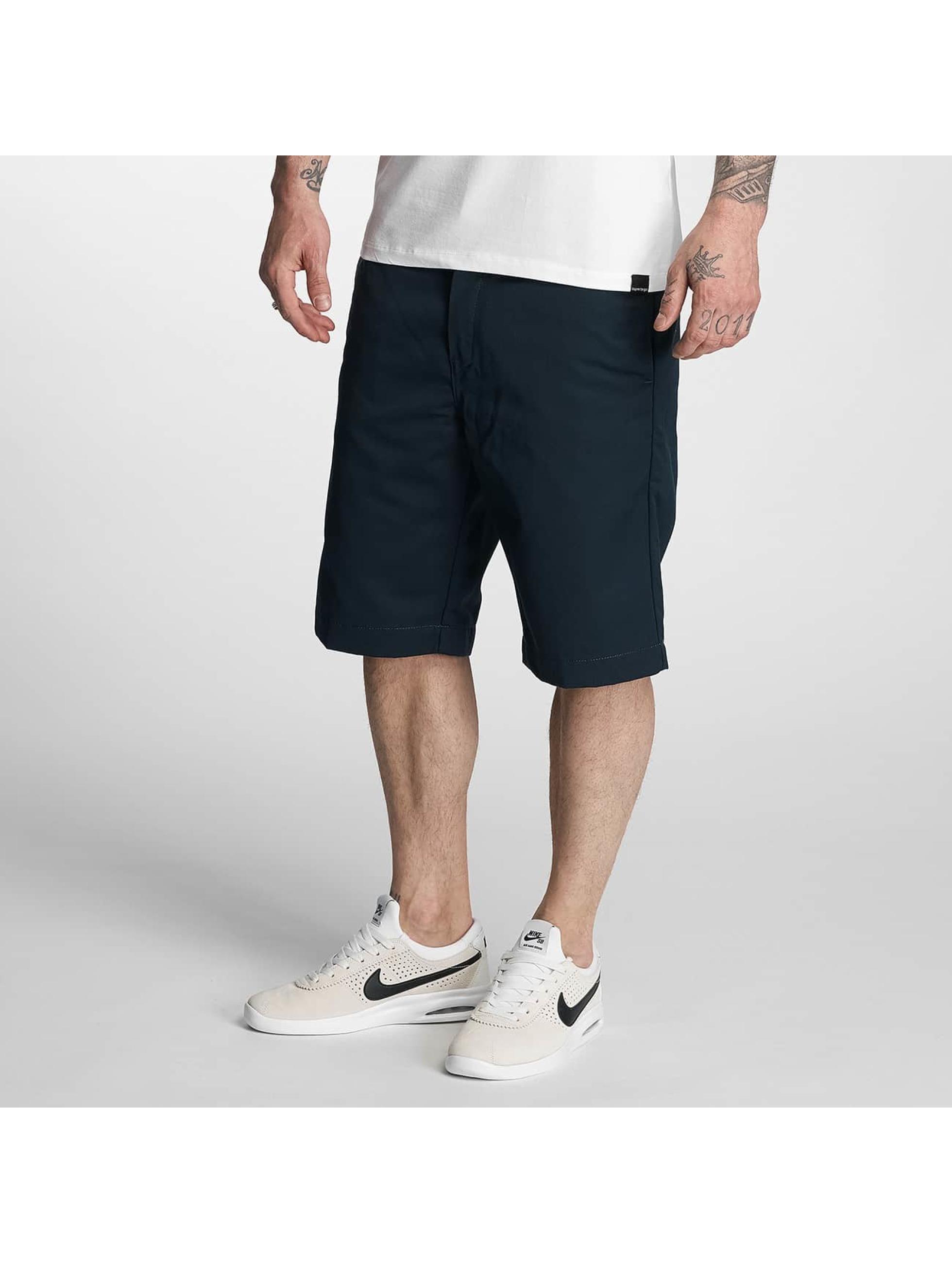 Carhartt WIP Männer Shorts Master in blau