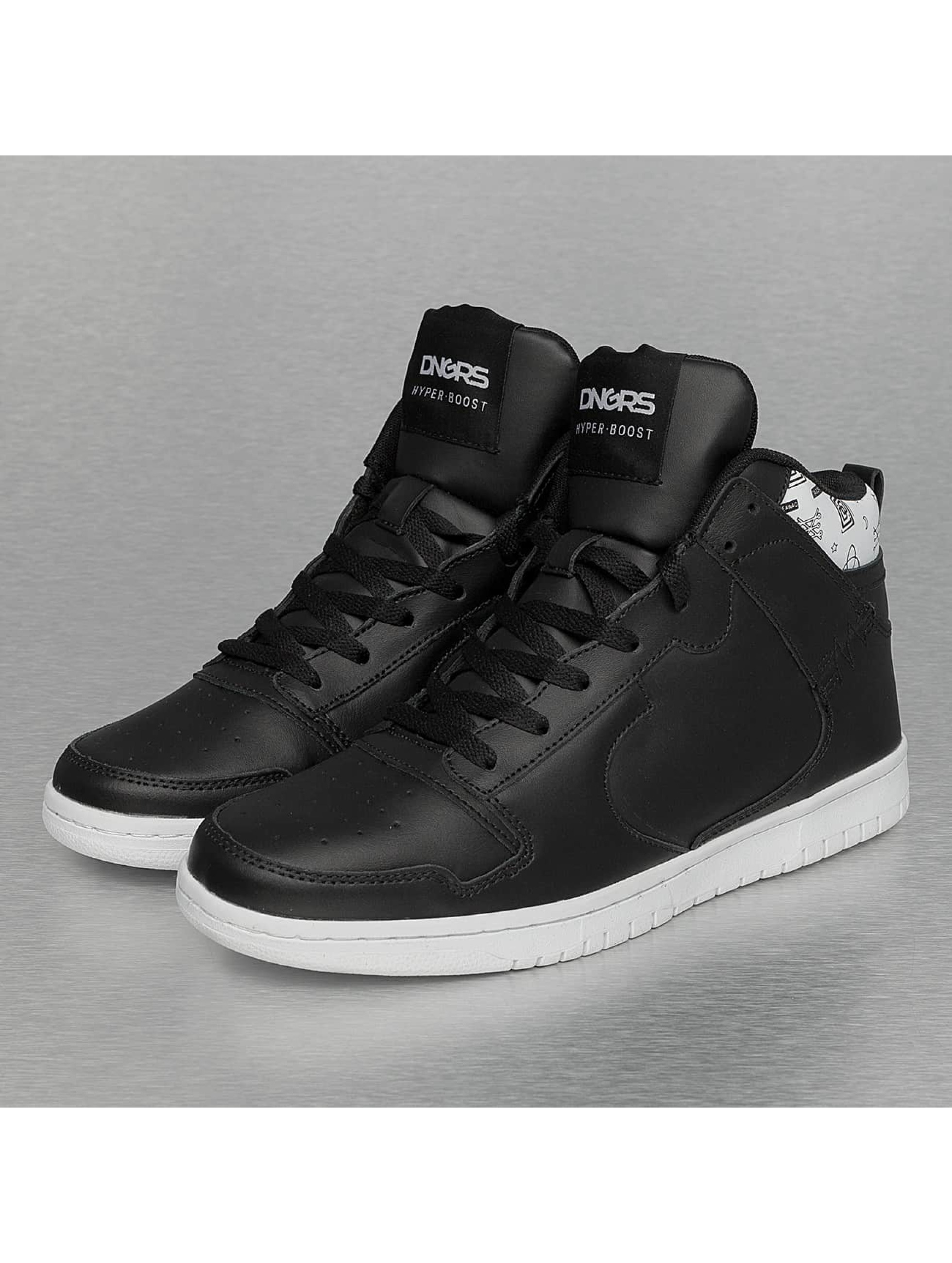 Dangerous DNGRS / Sneakers Hyper Boots in black 44