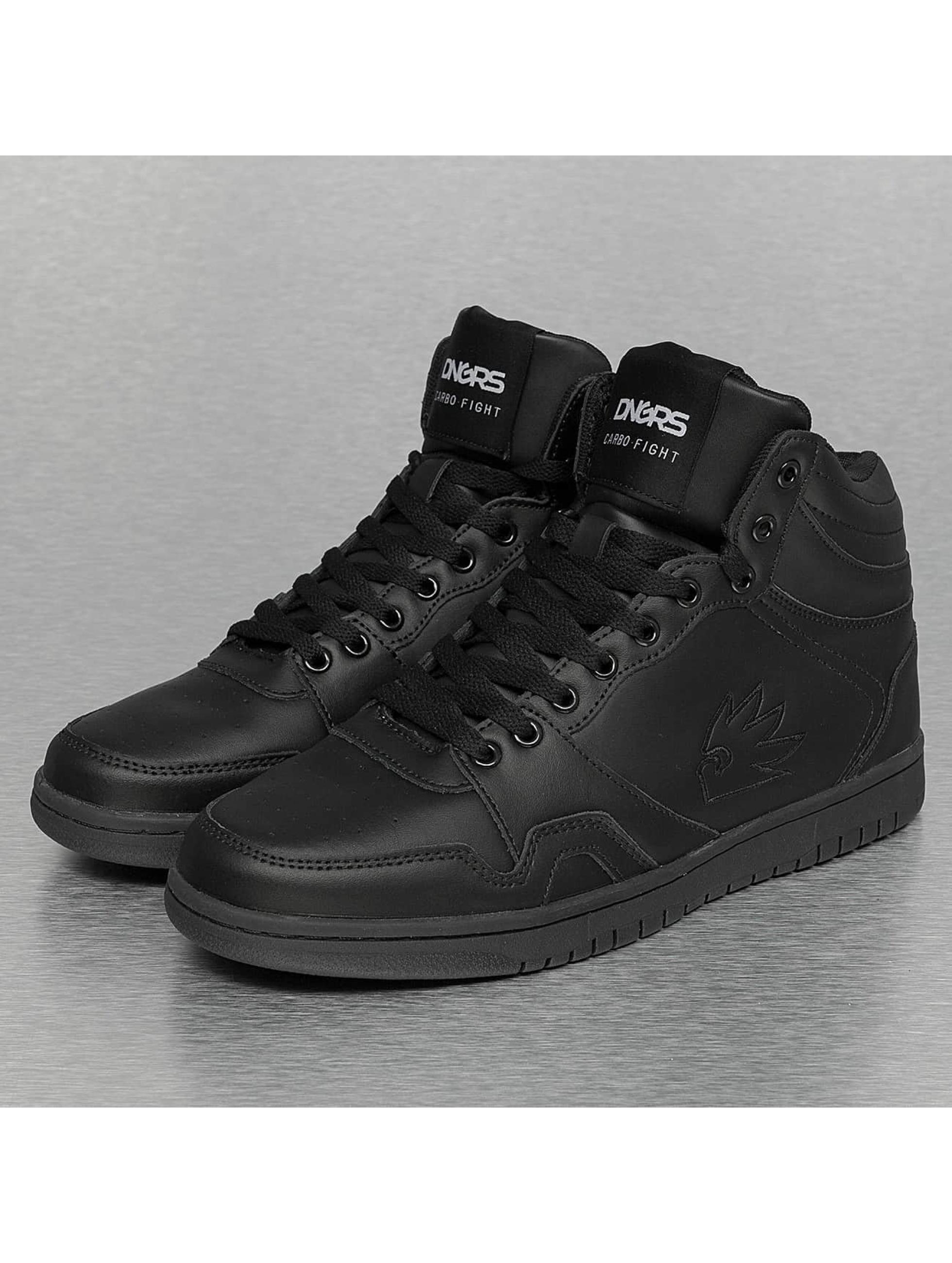 Dangerous DNGRS / Sneakers Small Logo in black 44