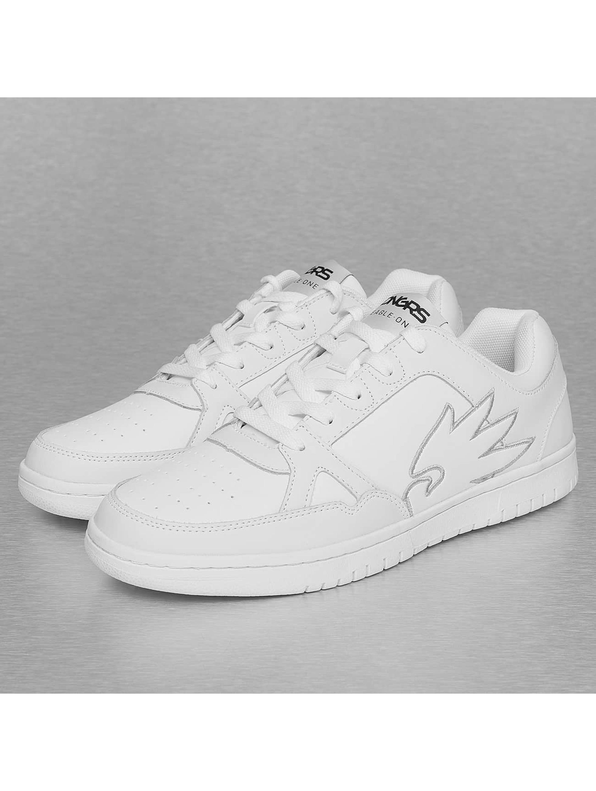 Dangerous DNGRS / Sneakers Logo in white 44