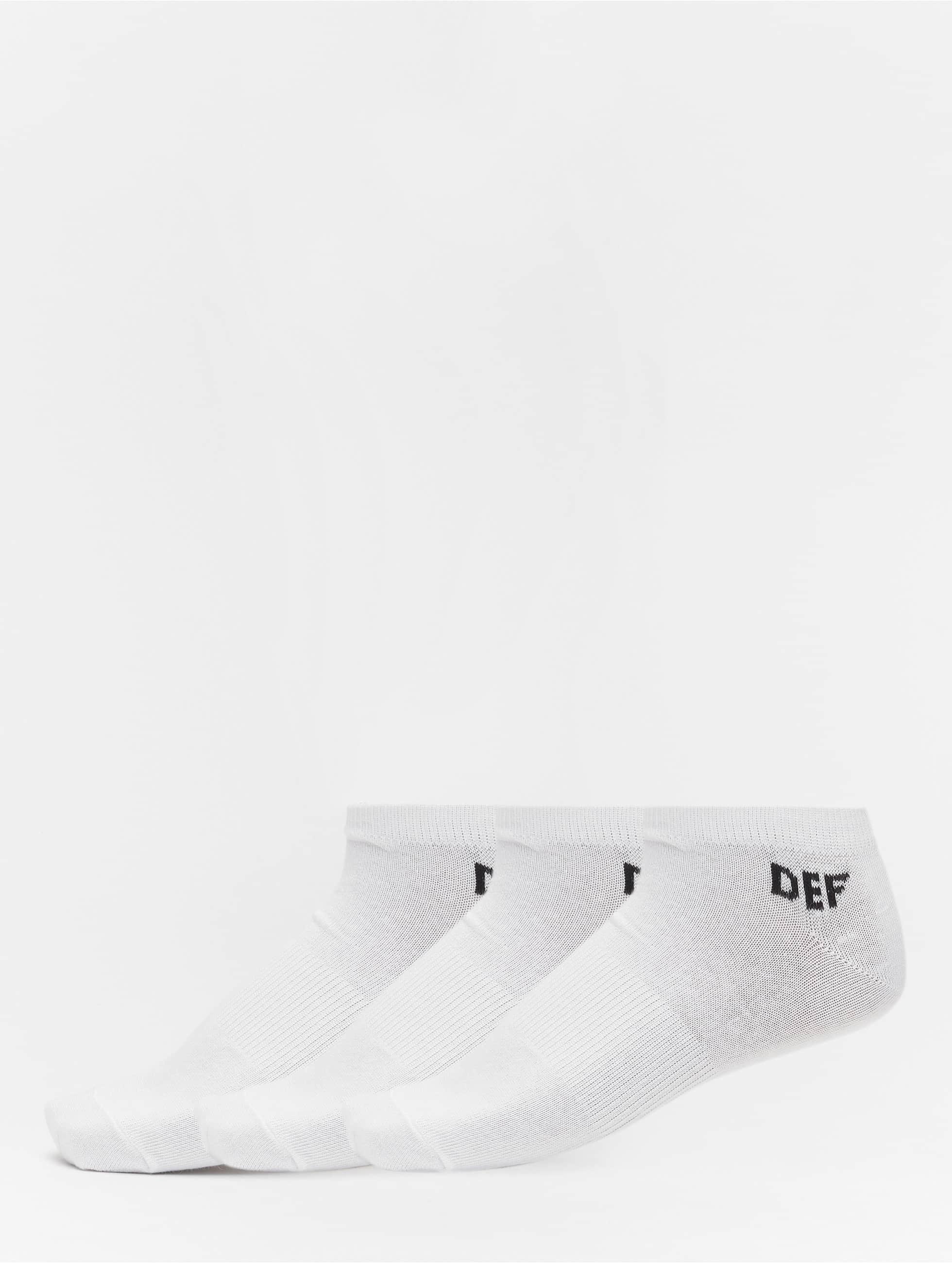 DEF / Socks Tesla in white 47-50