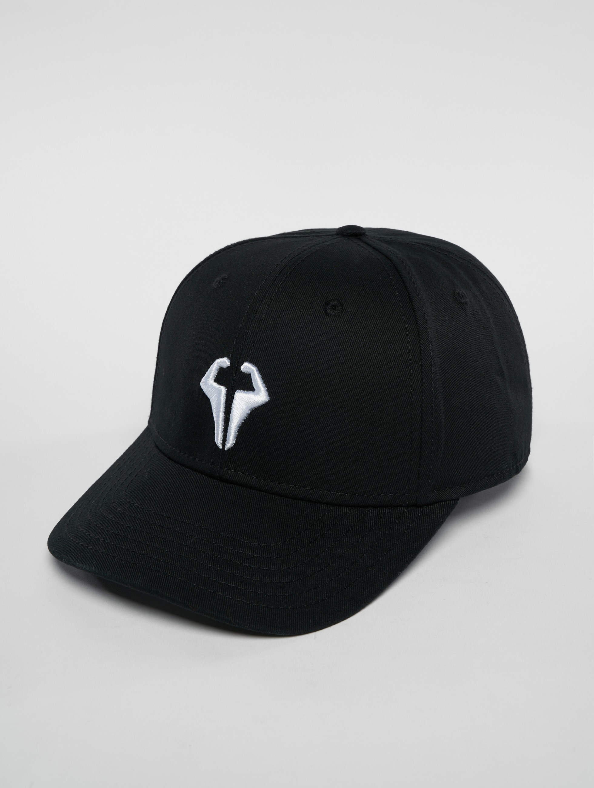 DEF / Snapback Cap beUNIQUE in black Adjustable
