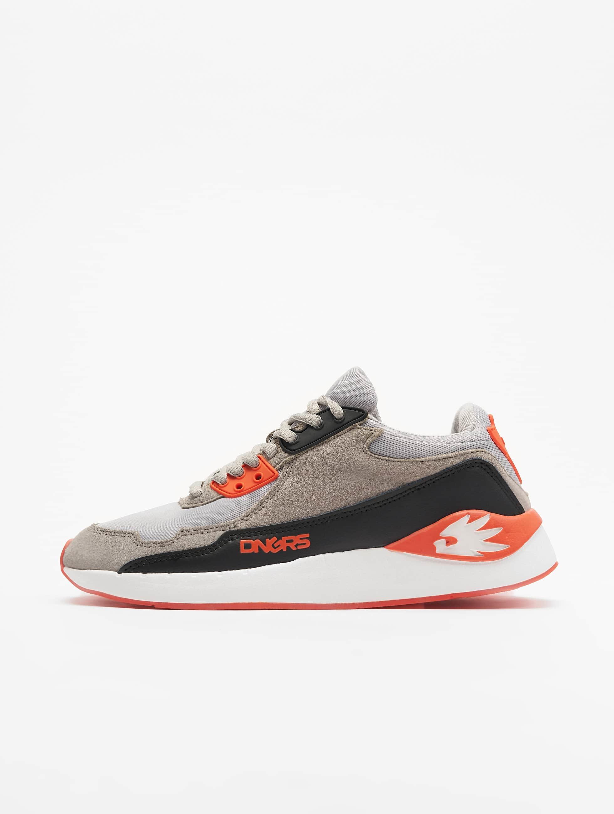 Dangerous DNGRS / Sneakers Infri in grey 40