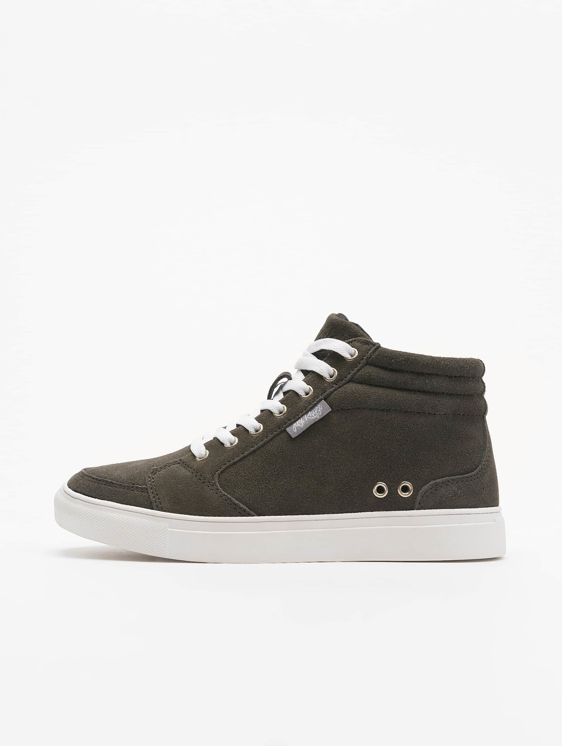 Just Rhyse / Sneakers Ghettostars in grey 43