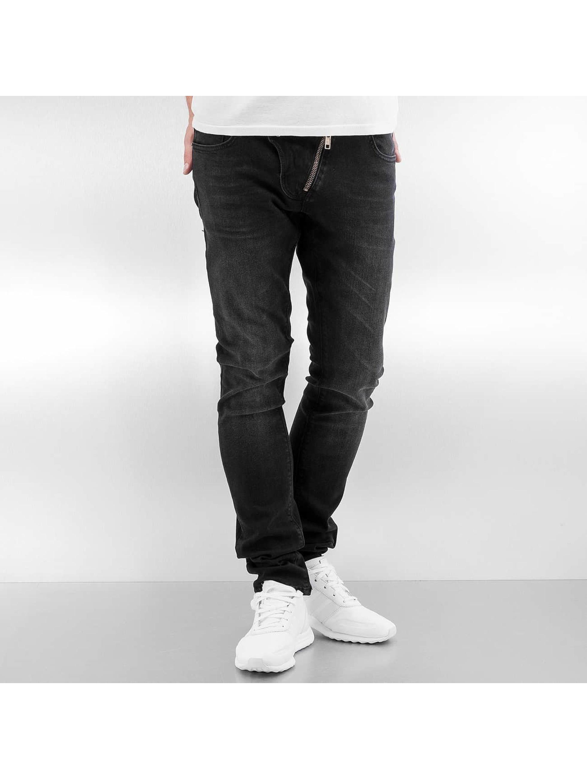 2Y / Slim Fit Jeans Kerry in black W 31