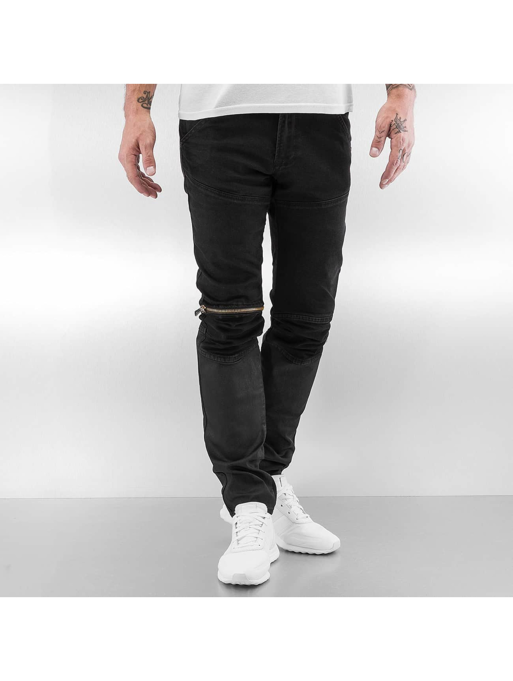 2Y / Slim Fit Jeans Avery in black W 36