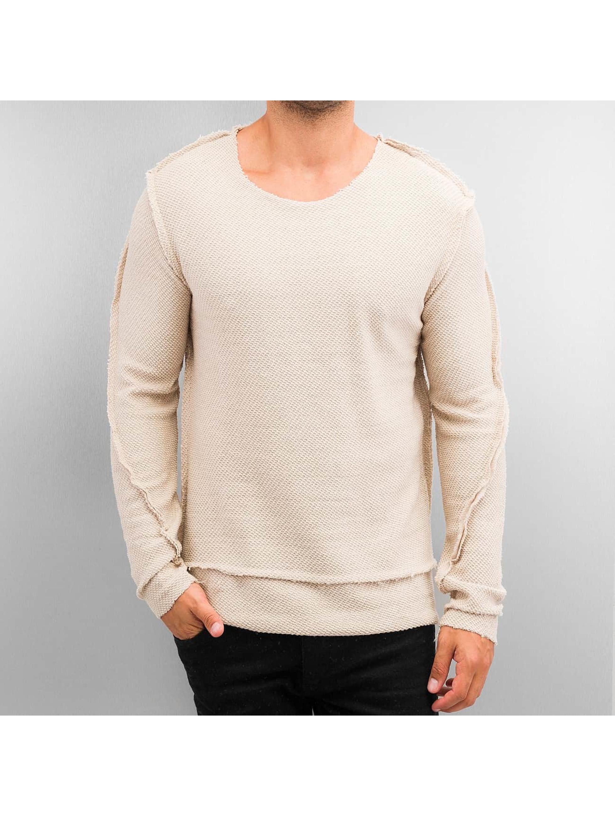 2Y Männer Pullover Gilge in beige