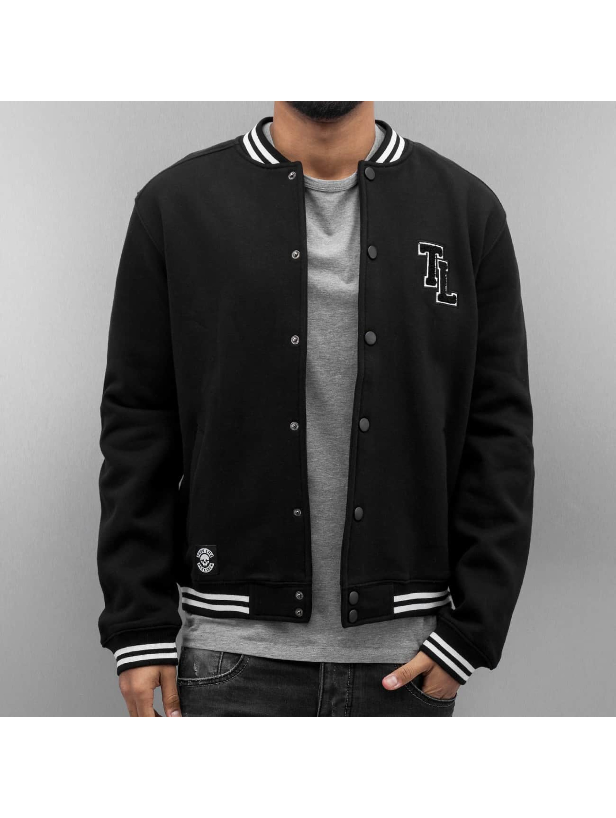 Thug Life / College Jacket Throne in black L
