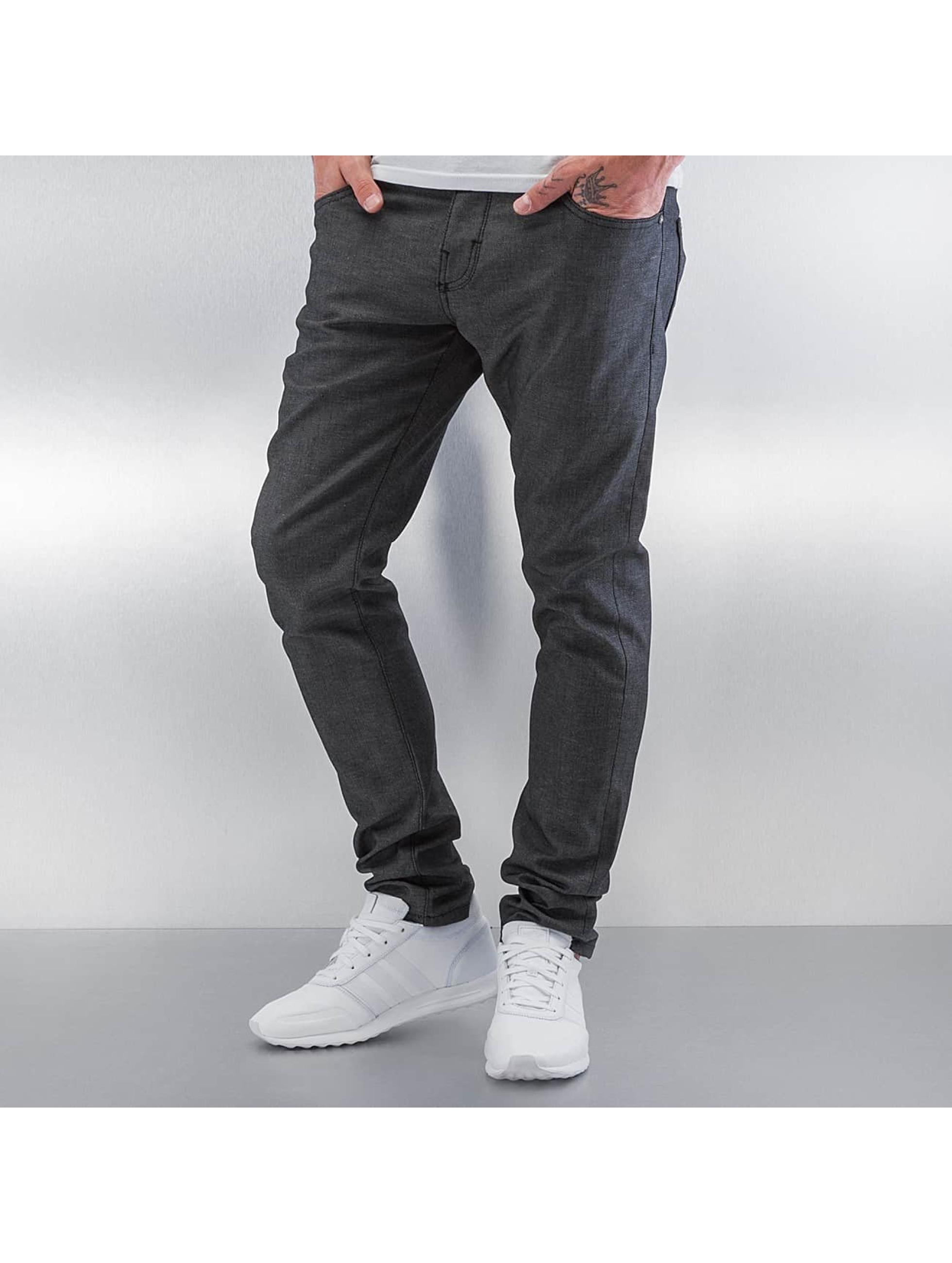 Pascucci Männer Skinny Jeans SANTA in grau