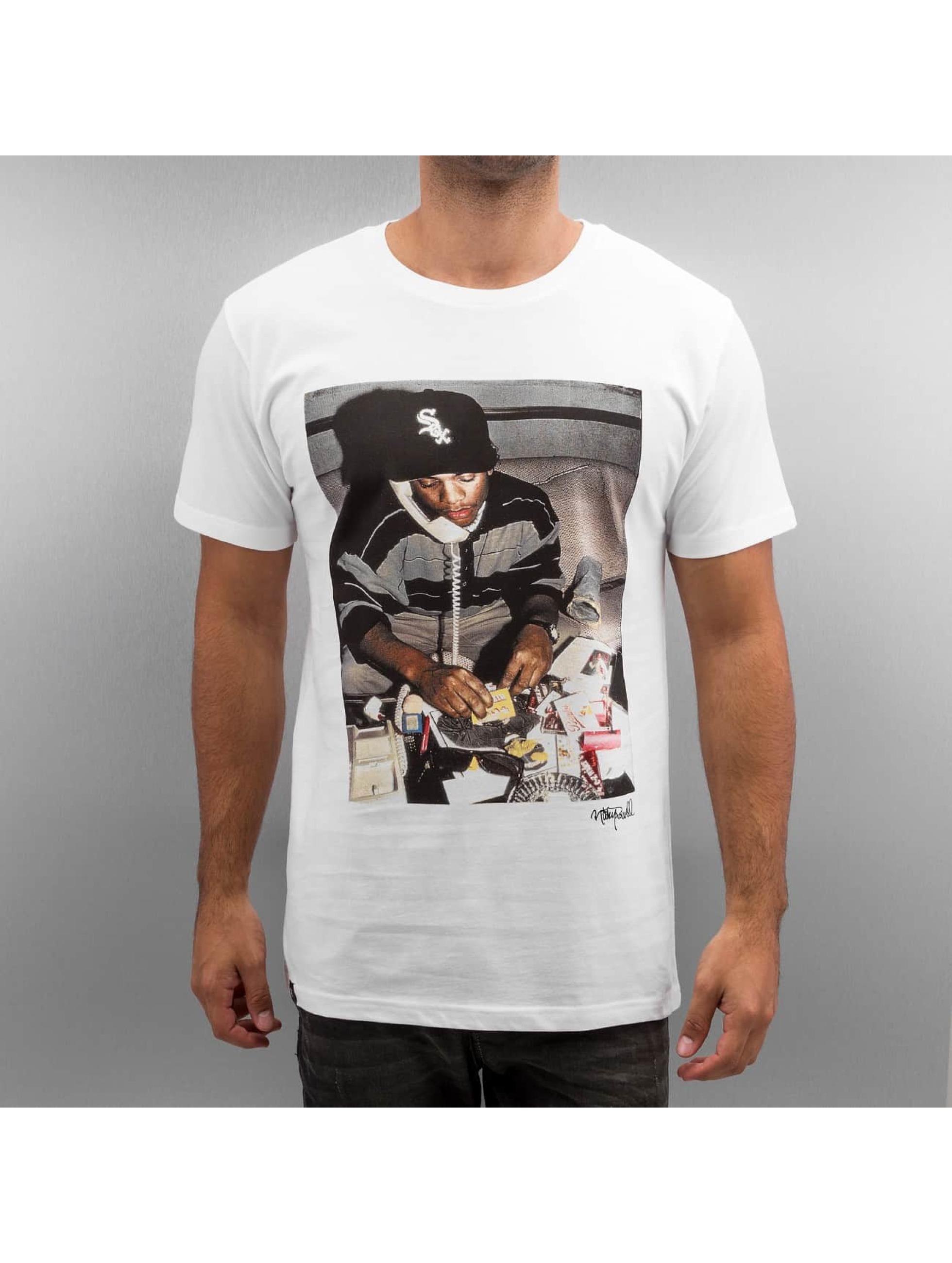 DEDICATED Männer T-Shirt Ricky Powell Eazy in weiß