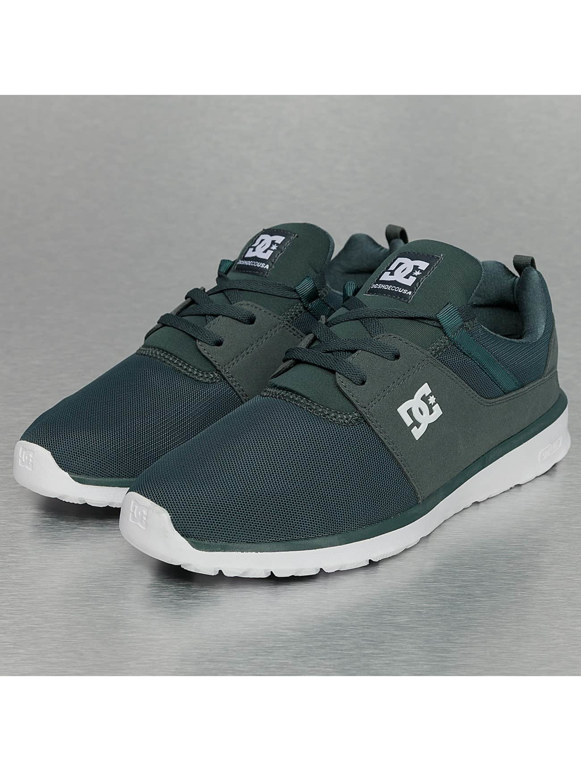 DC Heathrow Sneakers Dark Green Sale Angebote Ruhland