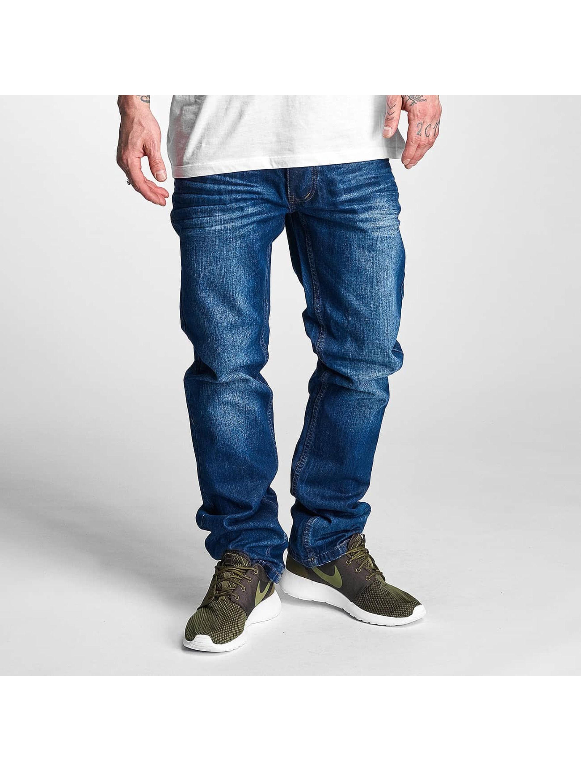 Rocawear / Straight Fit Jeans Relaxed in blue W 36