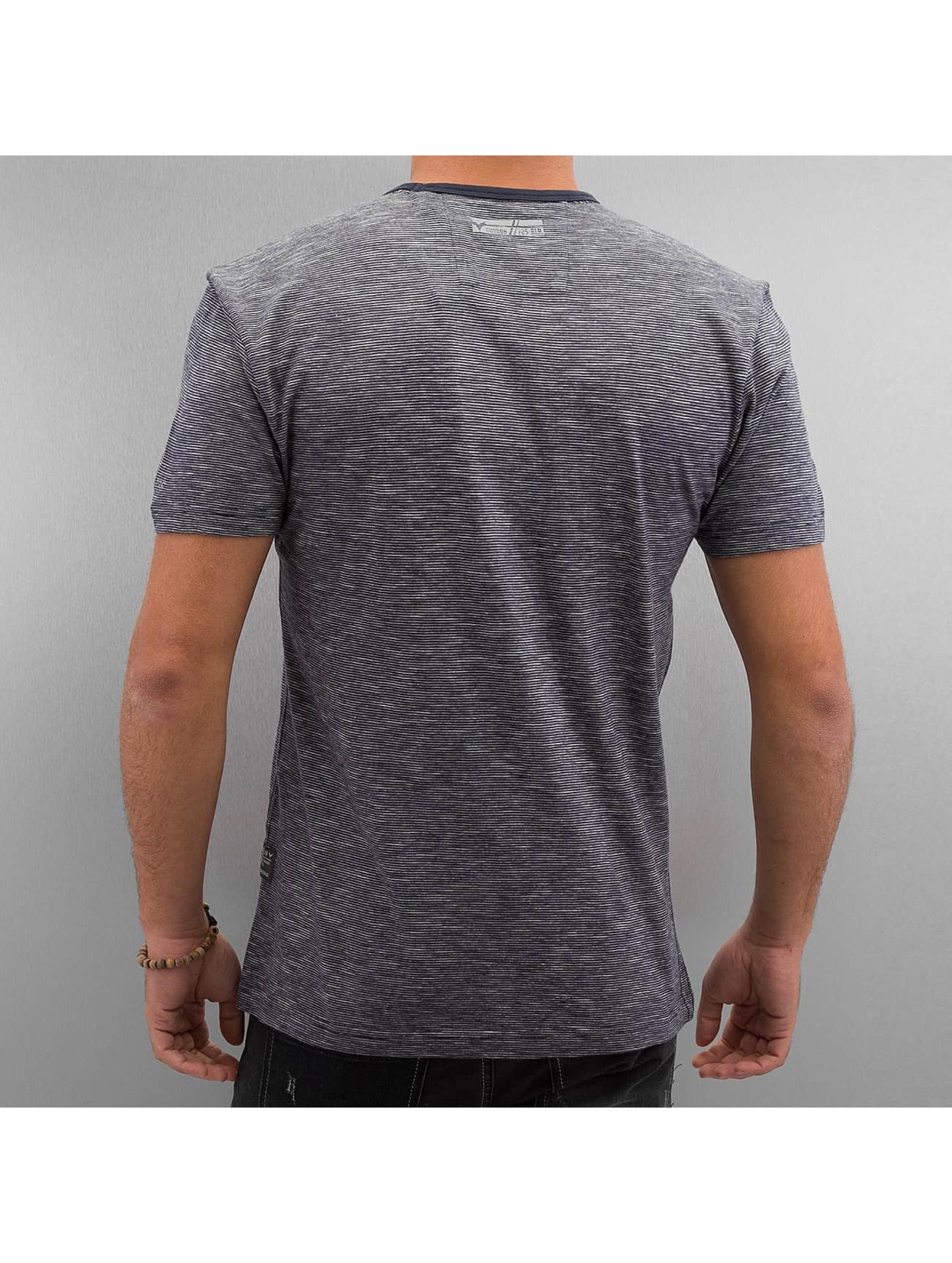 Cordon Männer T-Shirt Omar in blau