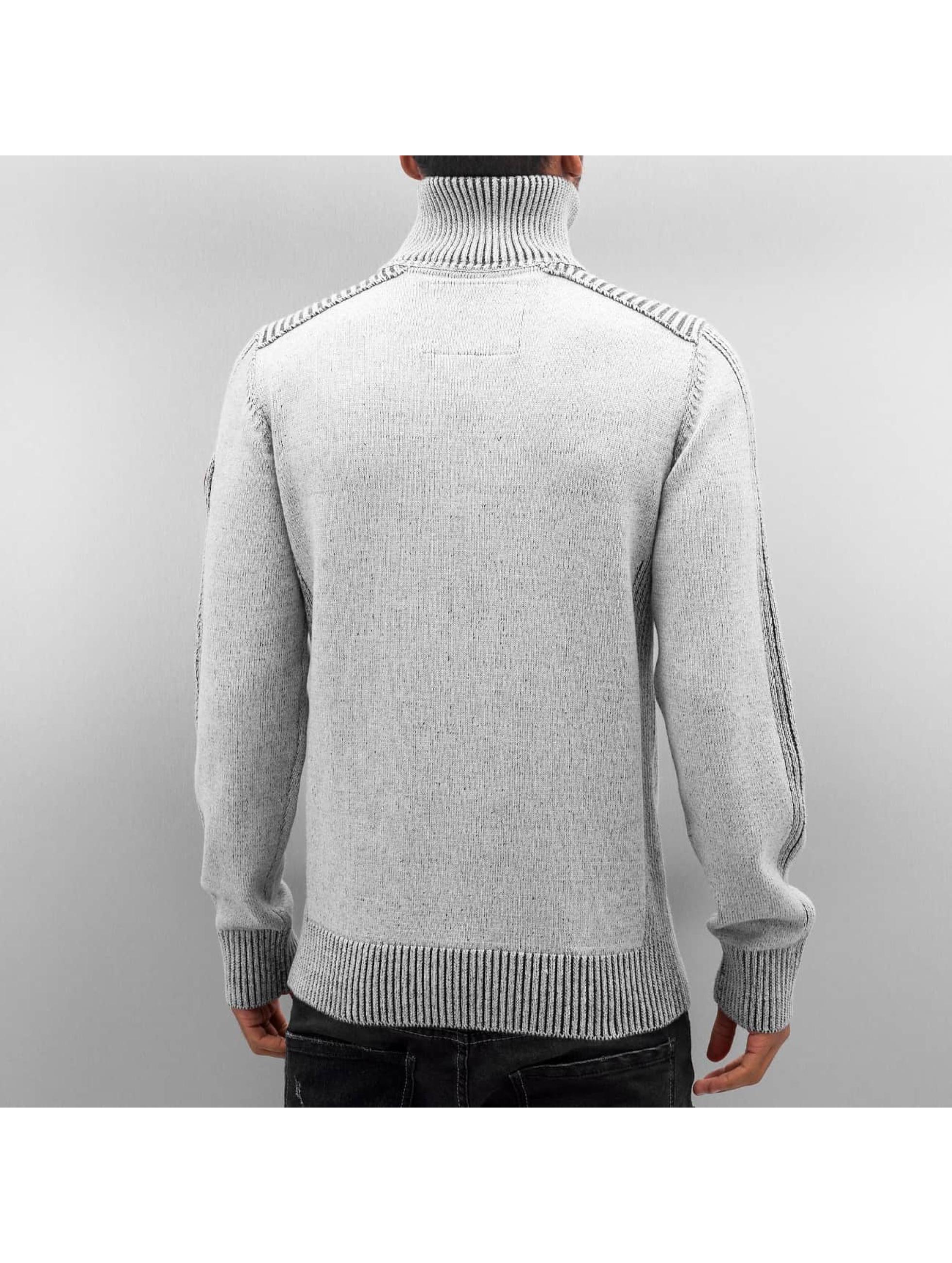 Cordon Männer Pullover Norman in grau