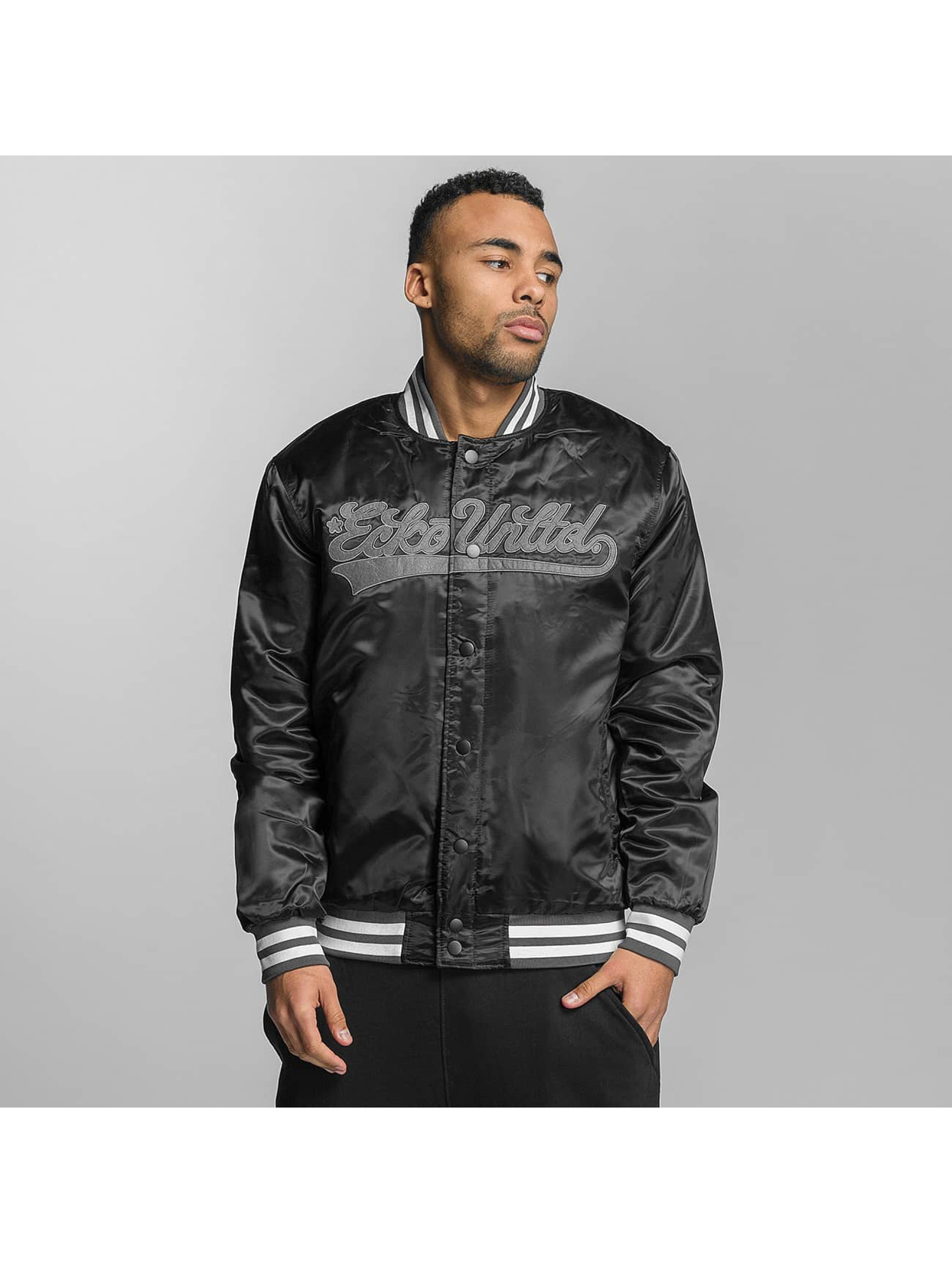 Ecko Unltd. / Bomber jacket Shinning Star in black 2XL