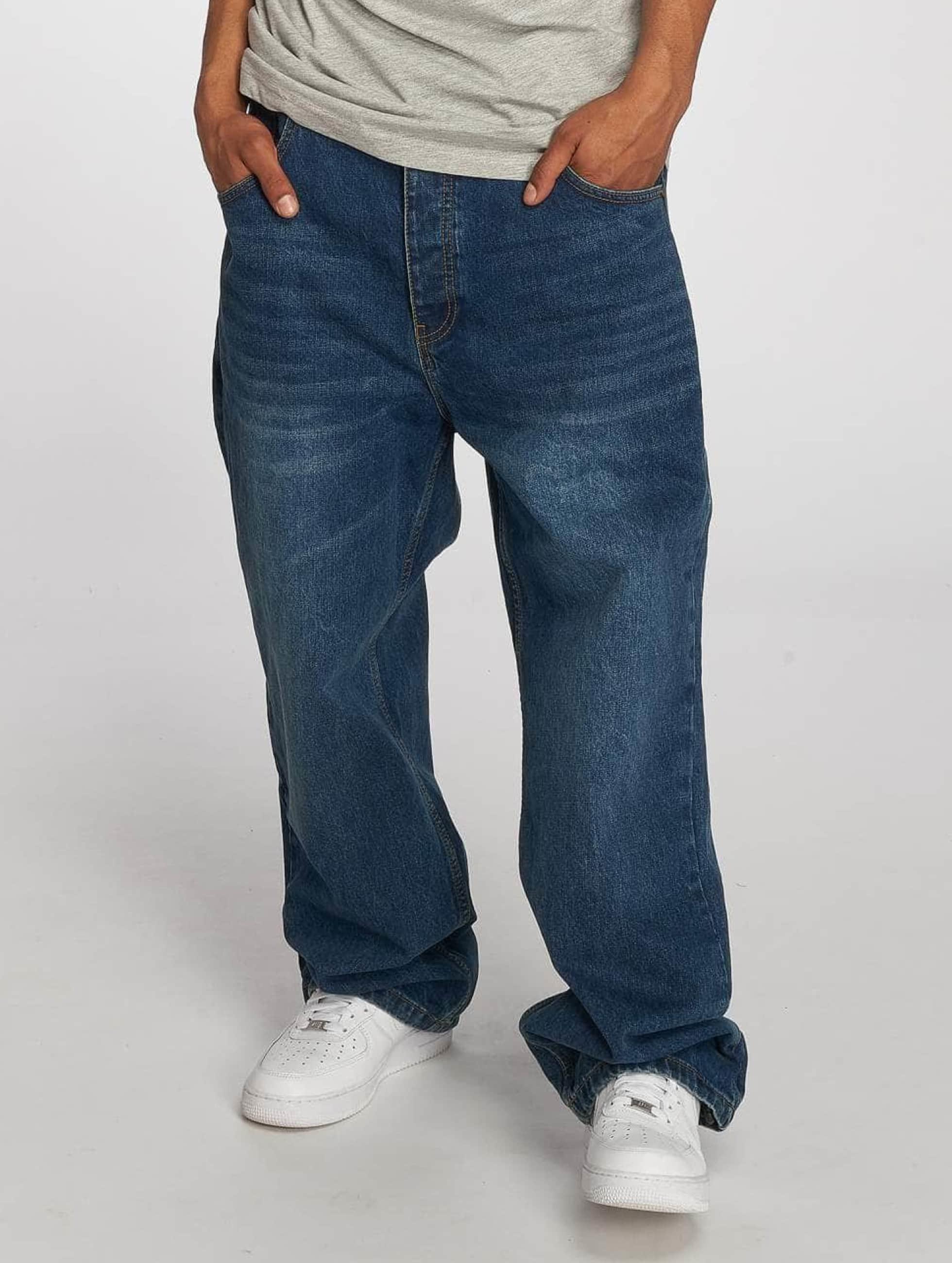 Ecko Unltd. / Baggy Fat Bro in blue W 36 L 32