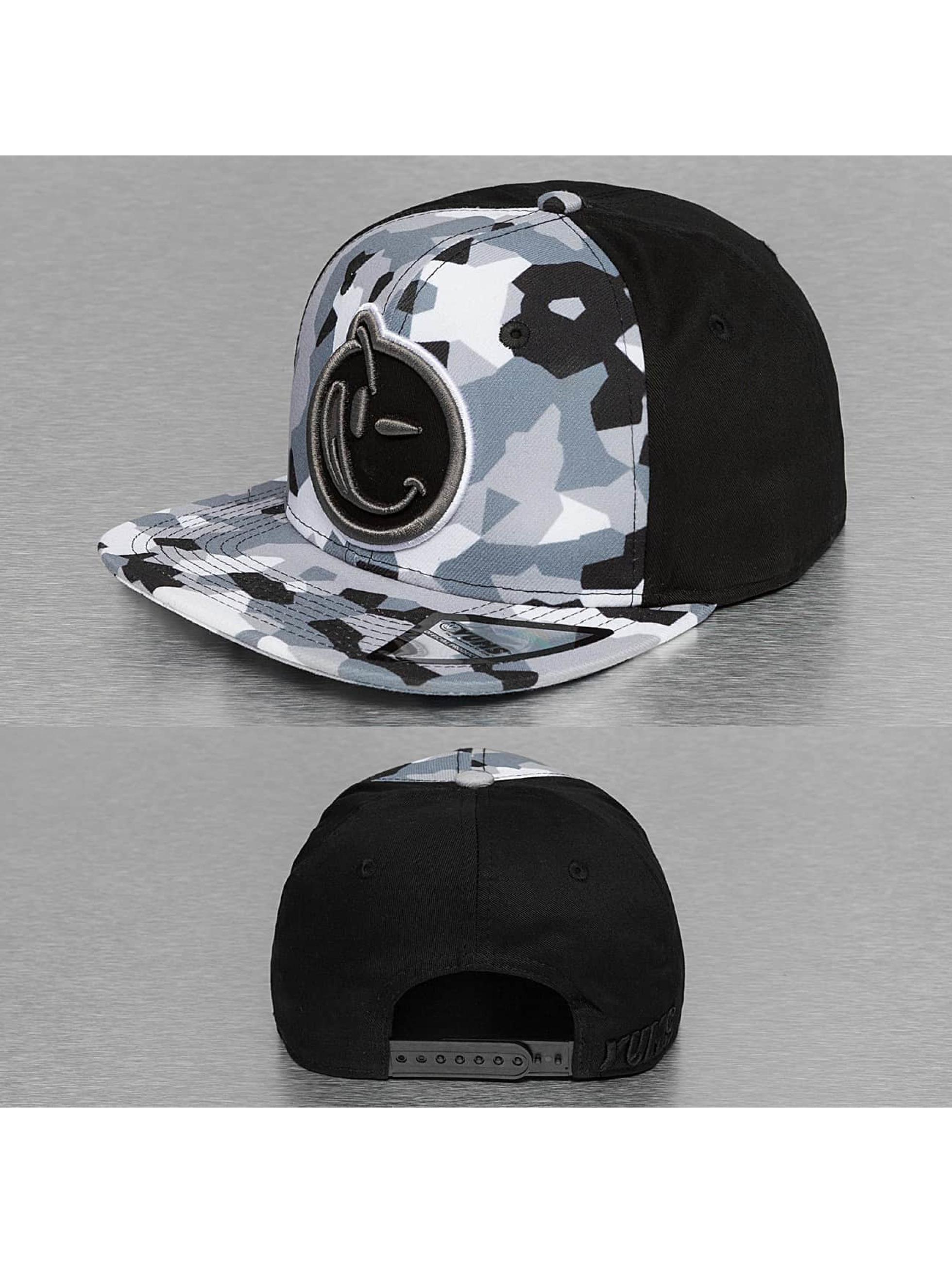 Yums Classic Concealed Snapback Cap Grey/Black Sale Angebote Döbern