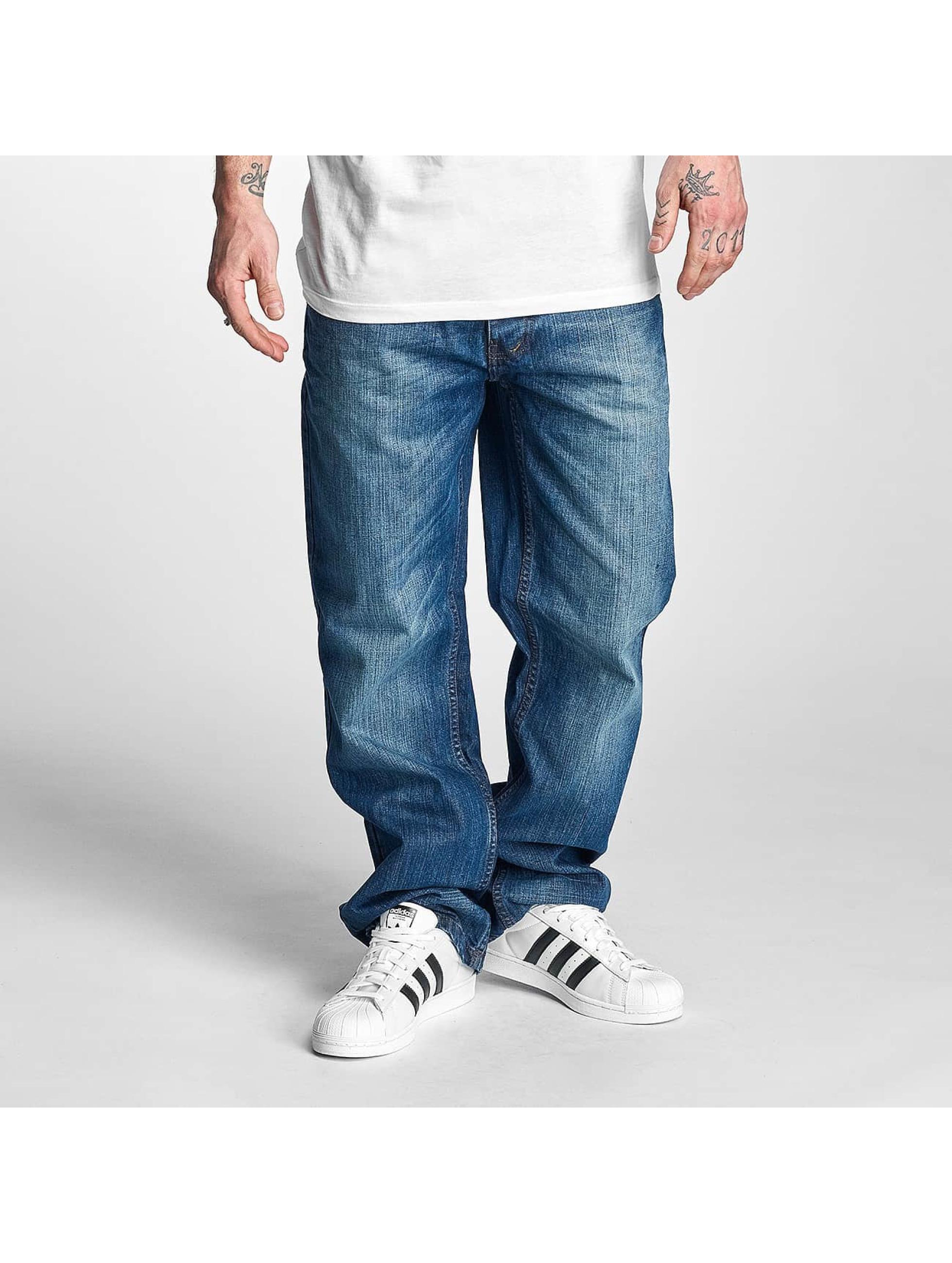 Rocawear / Loose Fit Jeans Loose in blue W 44