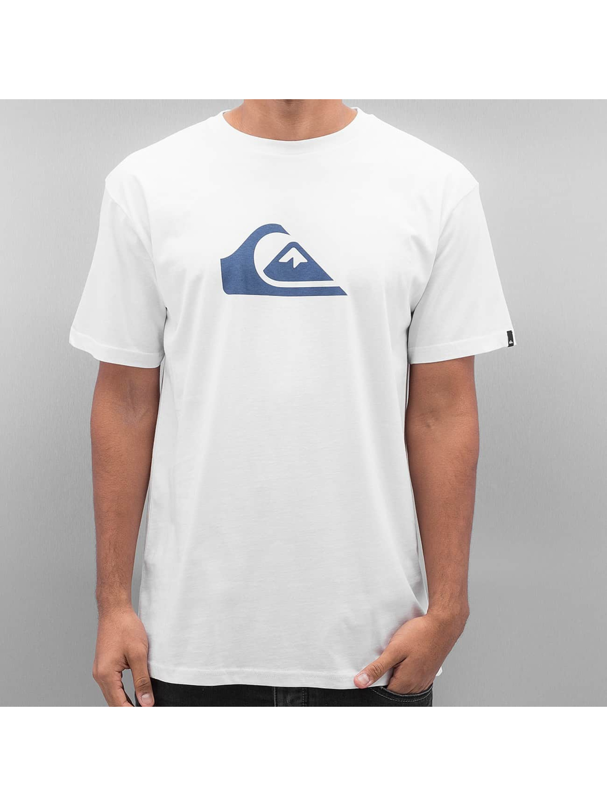 Quiksilver / T-Shirt Everyday MW Classic in white