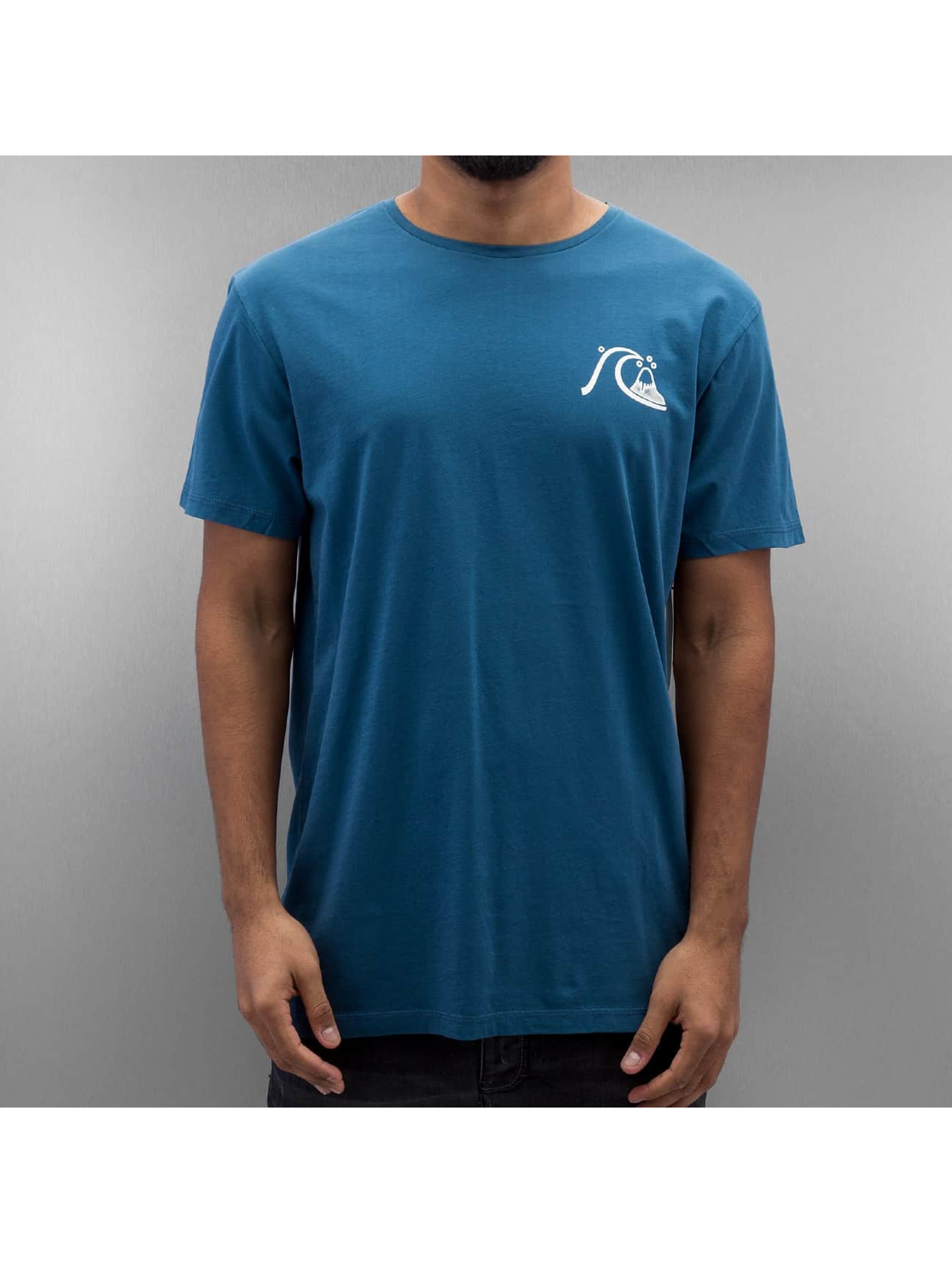 Quiksilver Mellow Dingo T-Shirt Indian Teal Sale Angebote