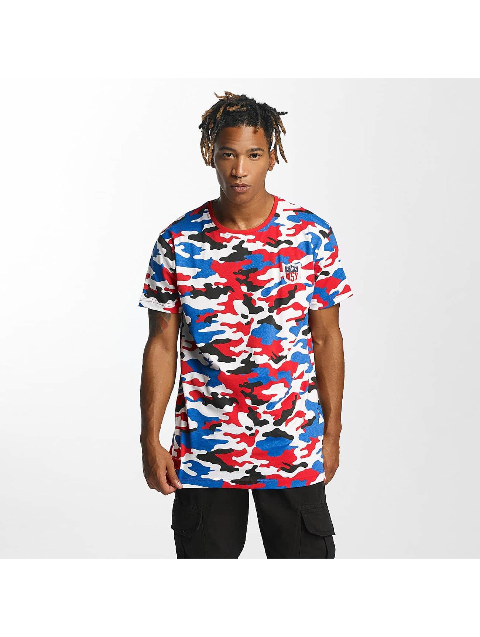 Who Shot Ya? Männer T-Shirt ChilliBash in camouflage