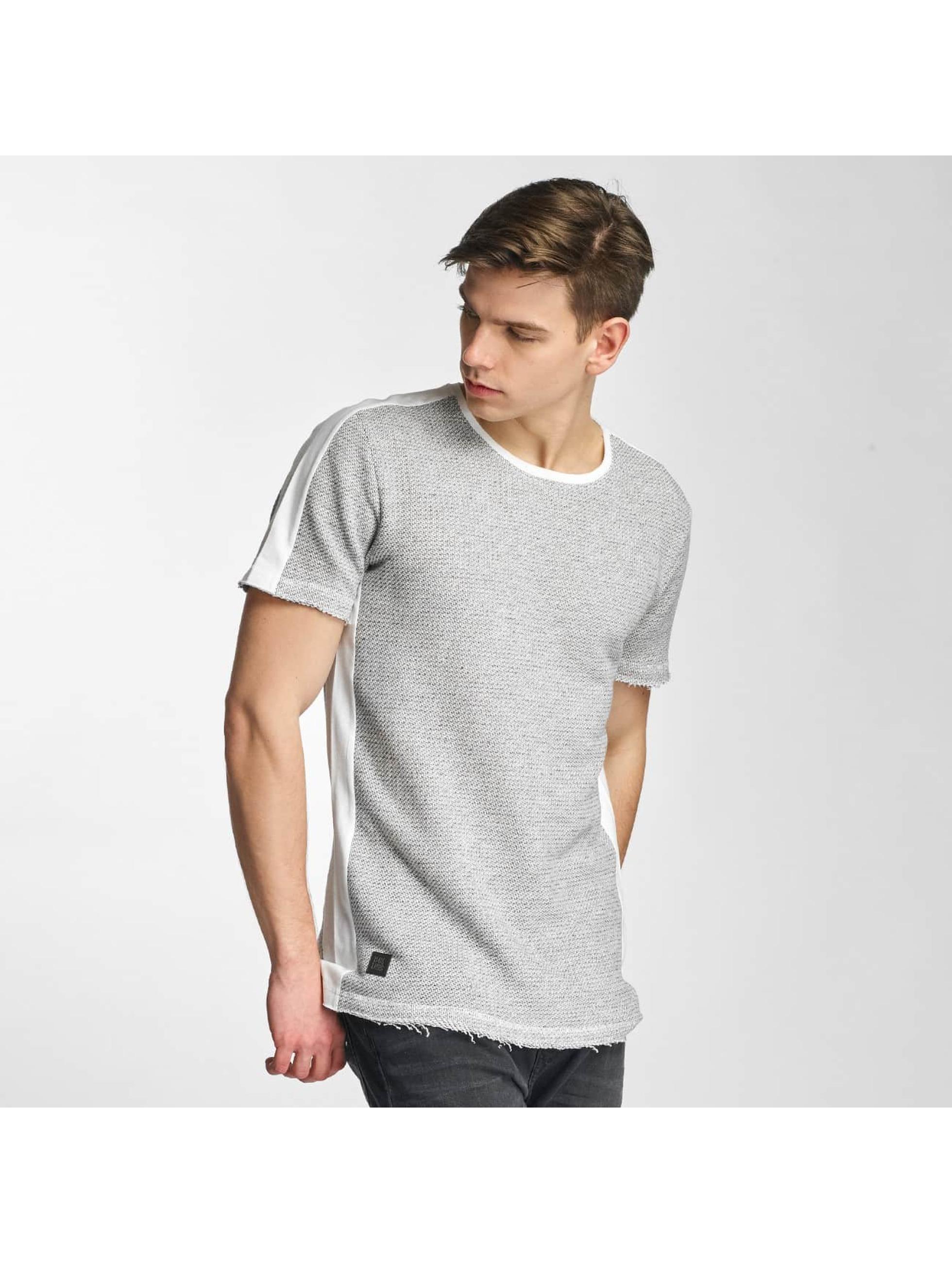 Black Kaviar Männer T-Shirt Selby in grau