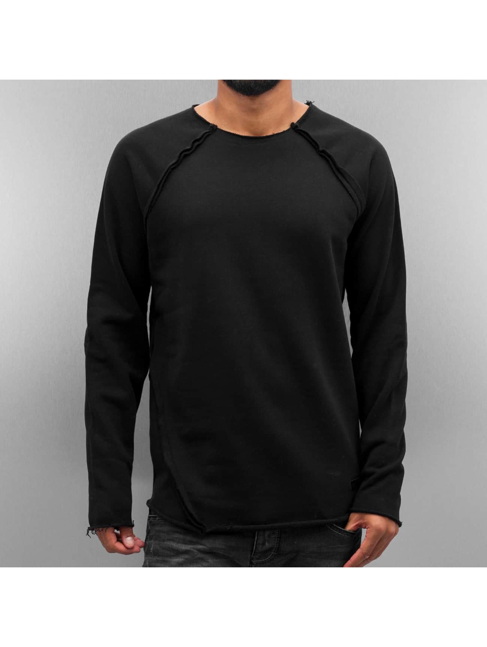 Bangastic Männer Poloshirt Chasen in schwarz