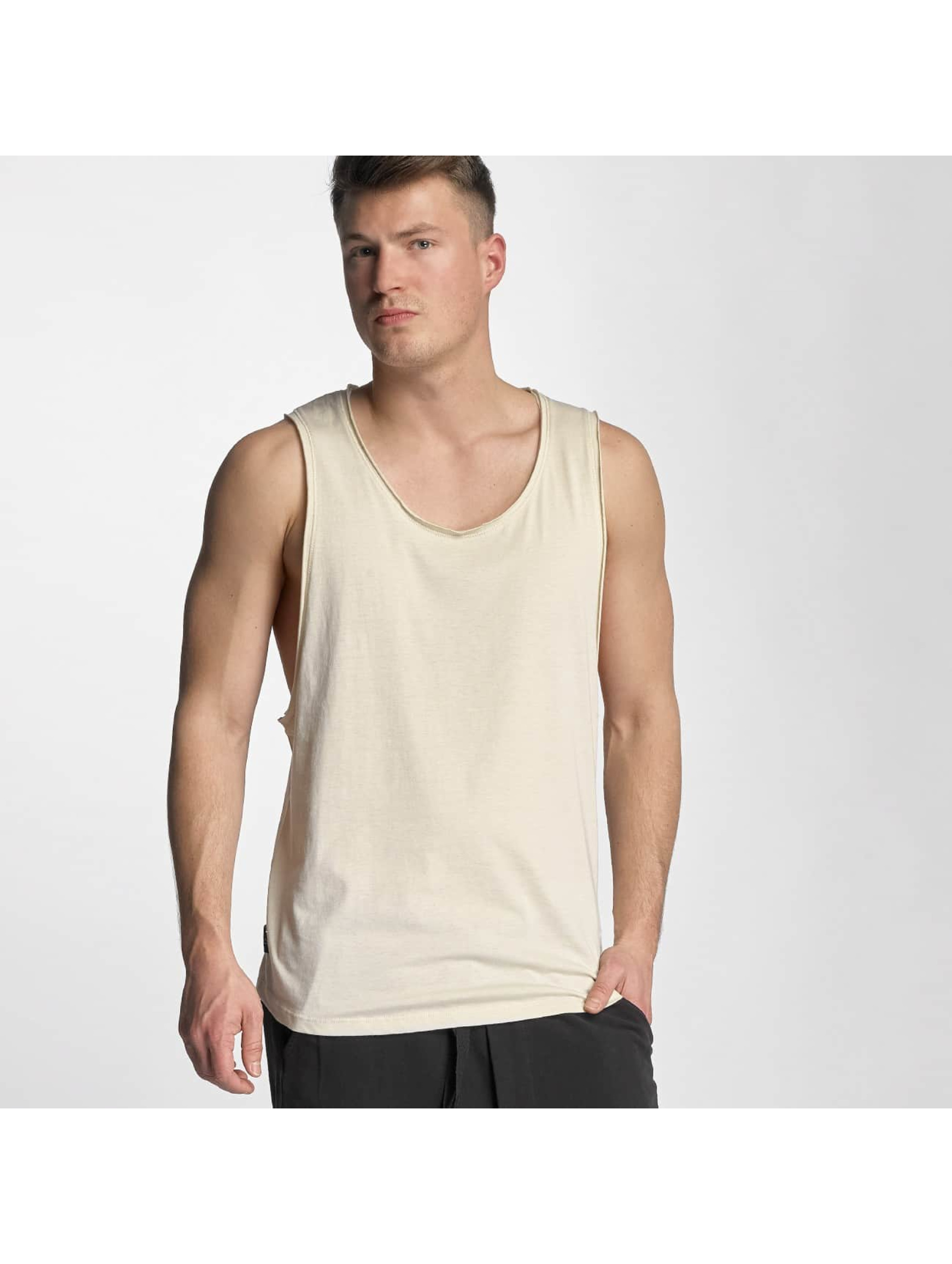 Rocawear / Tank Tops Basic in beige XL