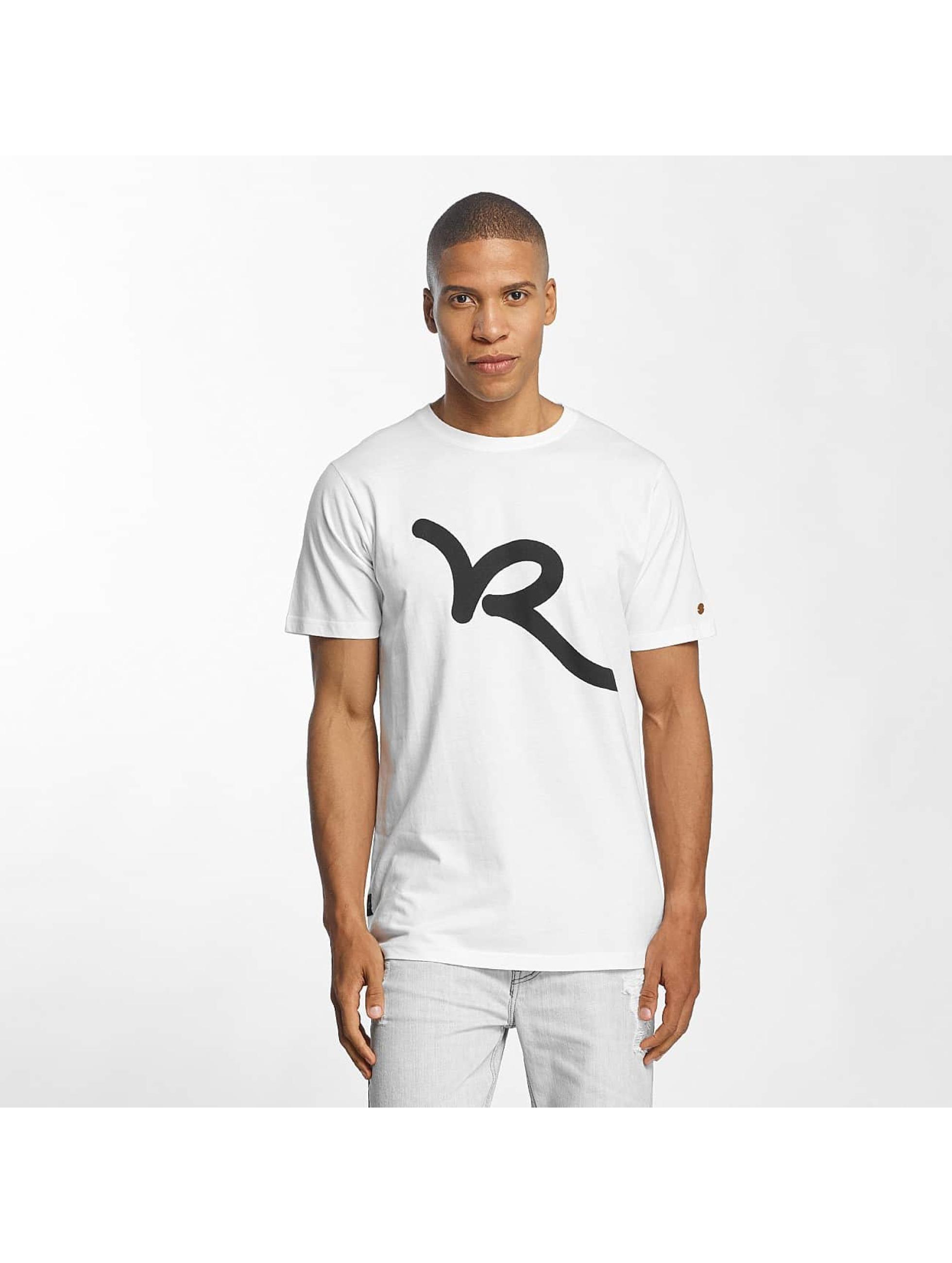 Rocawear / T-Shirt Logo in white XL