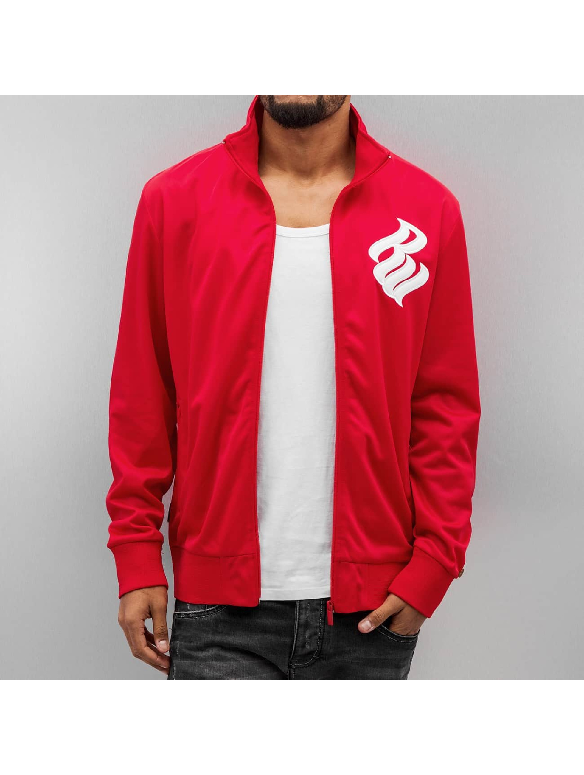 Rocawear / Lightweight Jacket Logo in red M