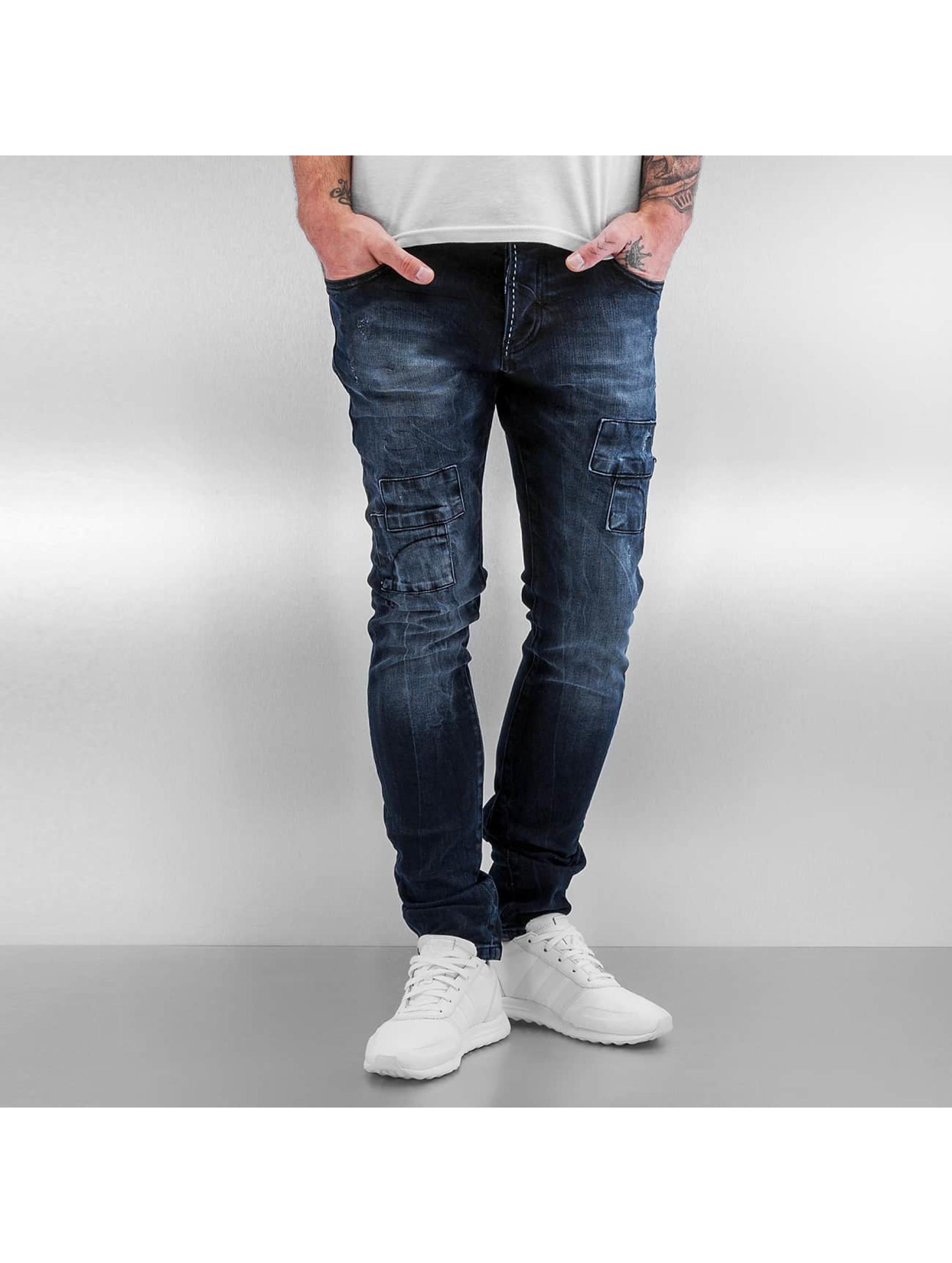 2Y / Skinny Jeans Bill in blue W 30