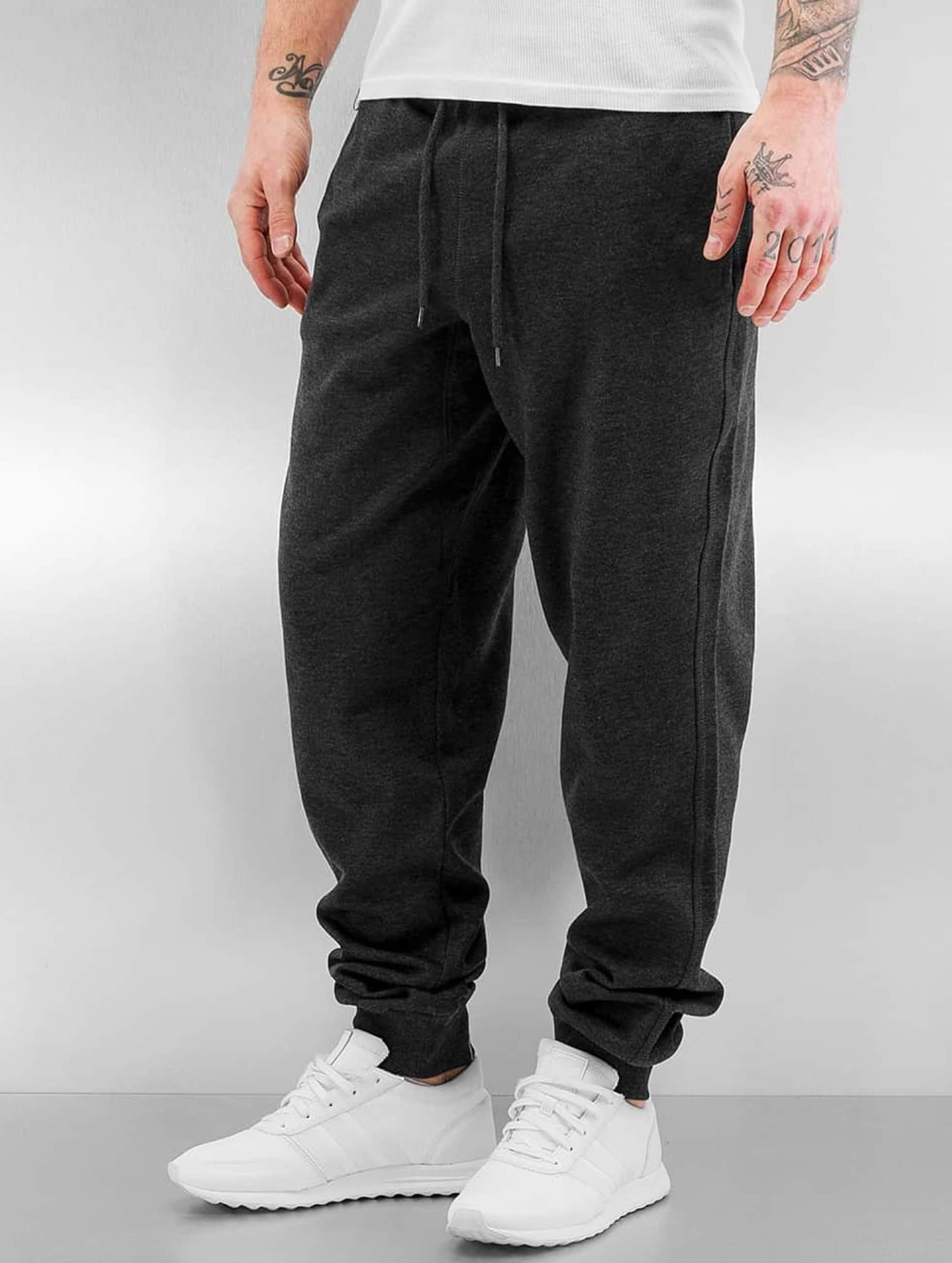 Urban Classics Basic Sweatpants Charcoal