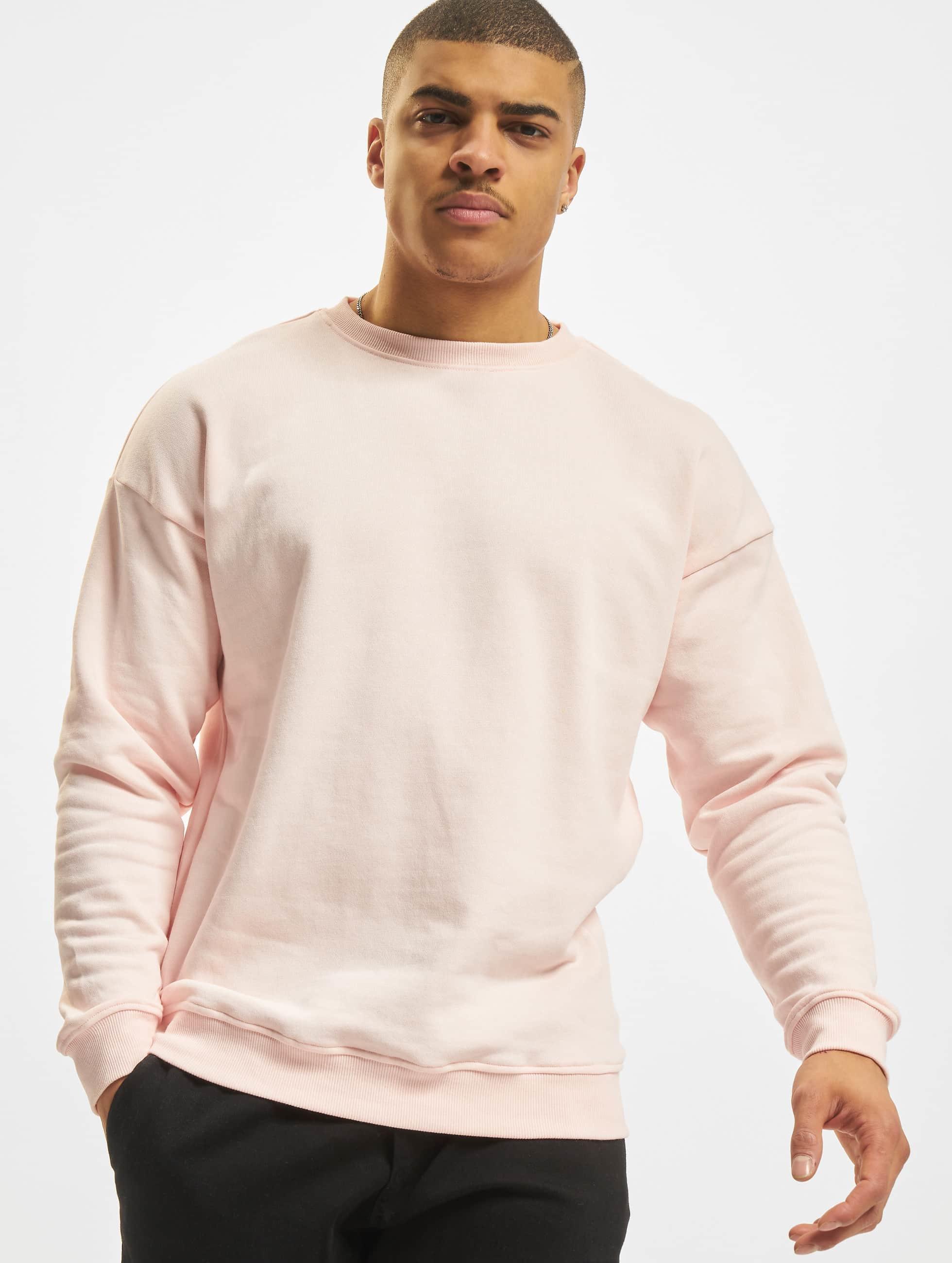 Urban Classics Männer Pullover Camden in rosa