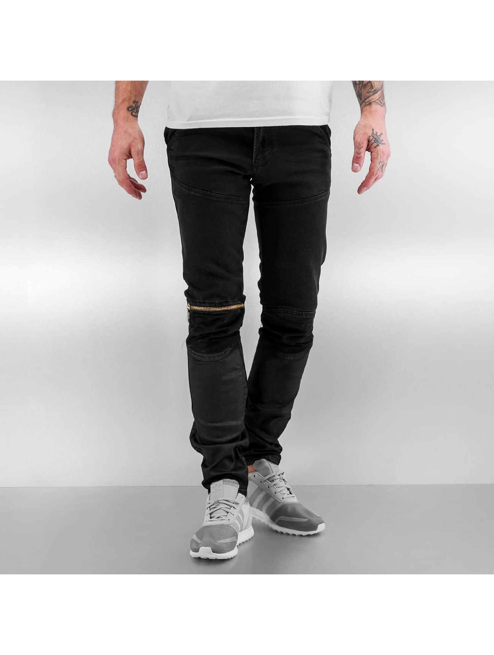 2Y / Skinny Jeans Biff in black W 30