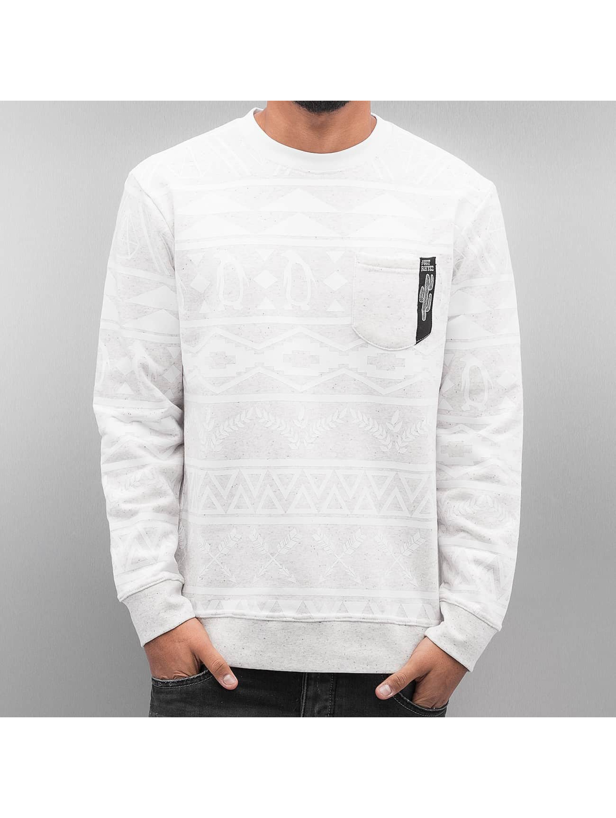 Just Rhyse / Jumper Beluga in white 2XL