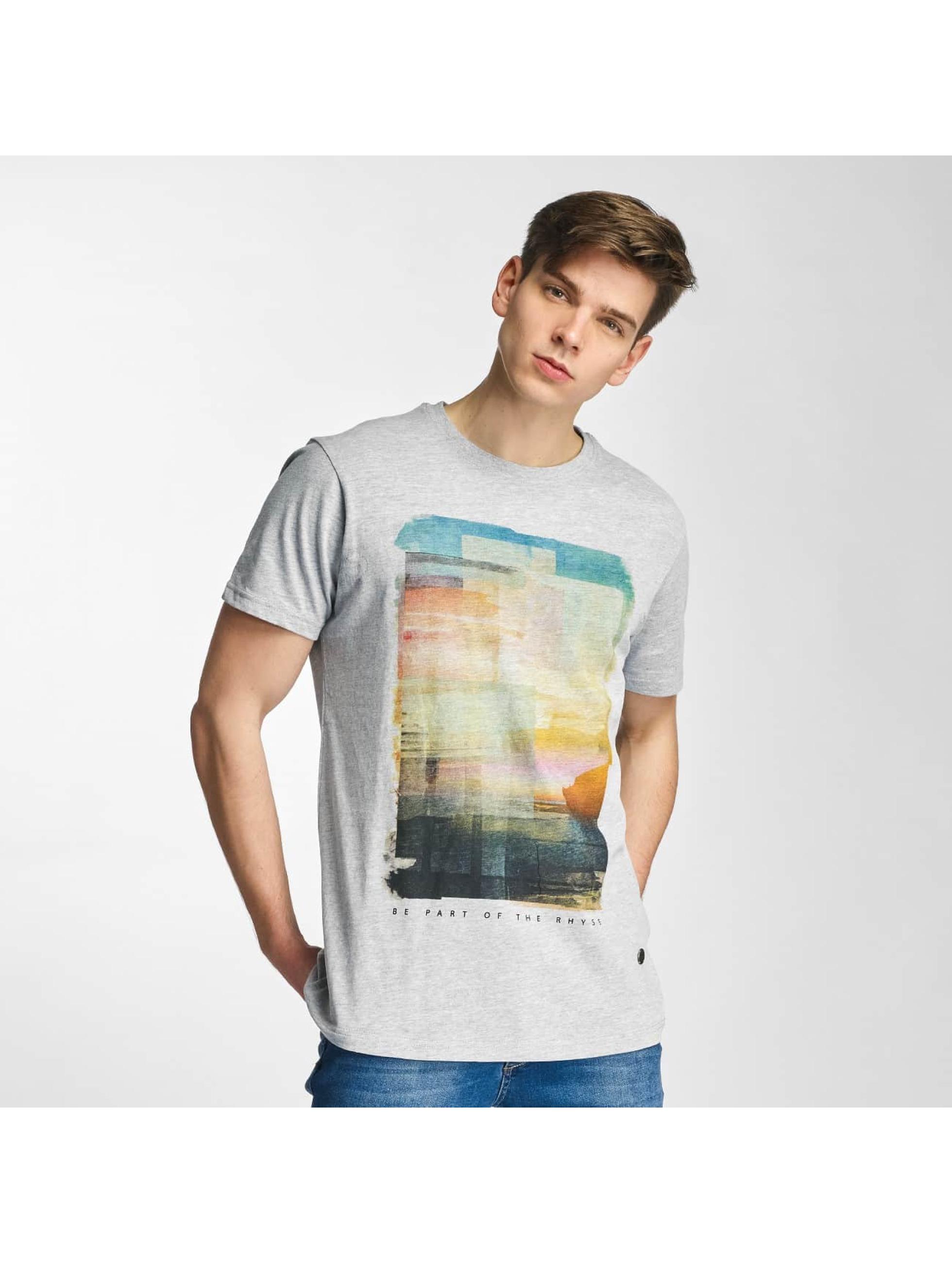 Just Rhyse / T-Shirt Chiniak in grey XL