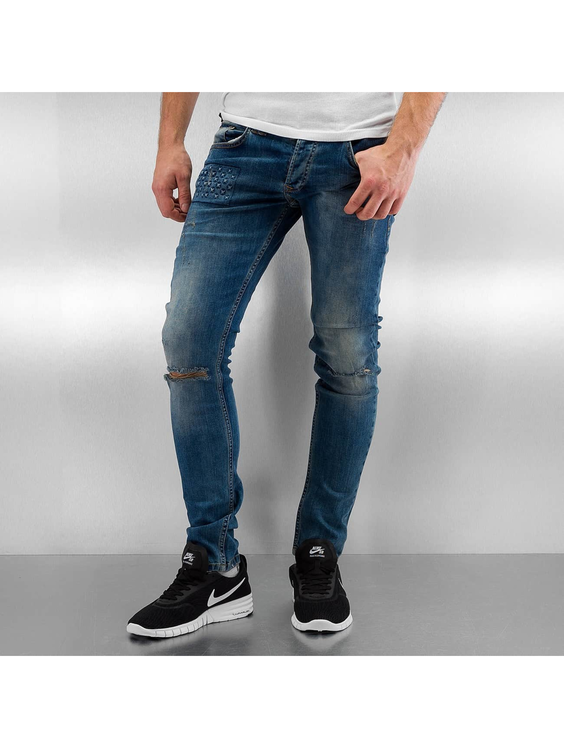 2Y / Skinny Jeans Jaxon in blue W 34