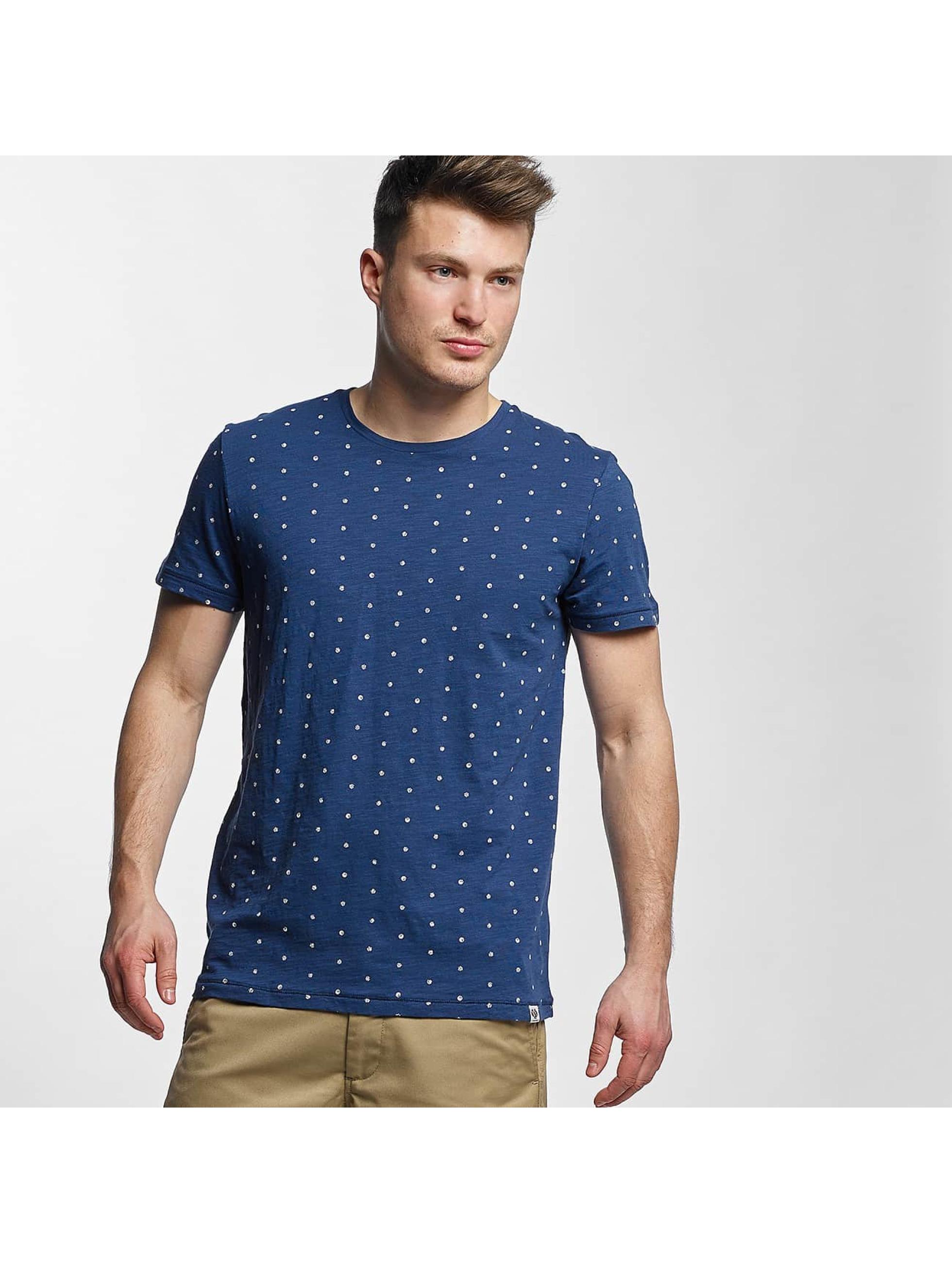 Ragwear Männer T-Shirt Mateo in blau