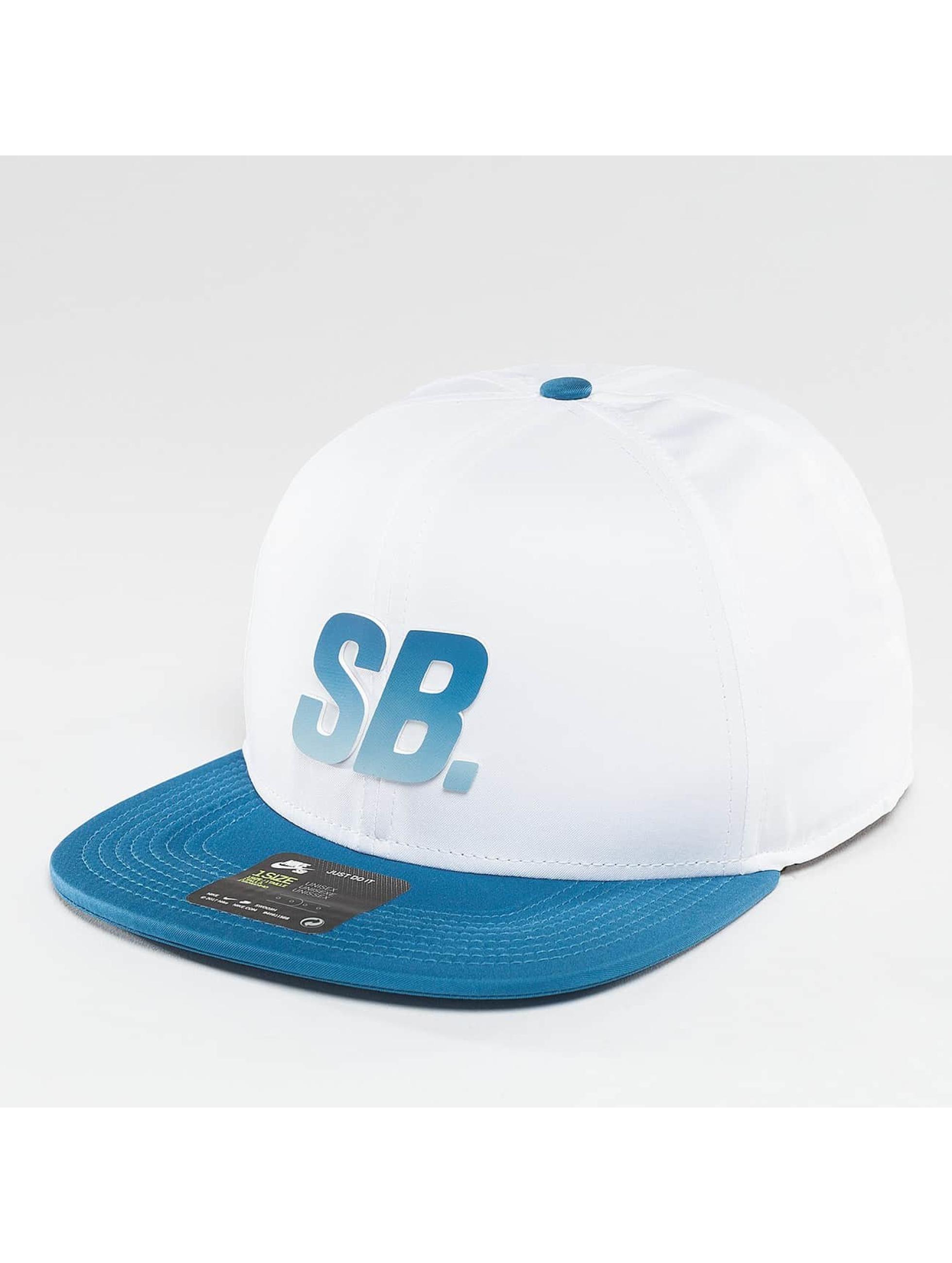 Nike SB Männer,Frauen Snapback Cap Dry in weiß