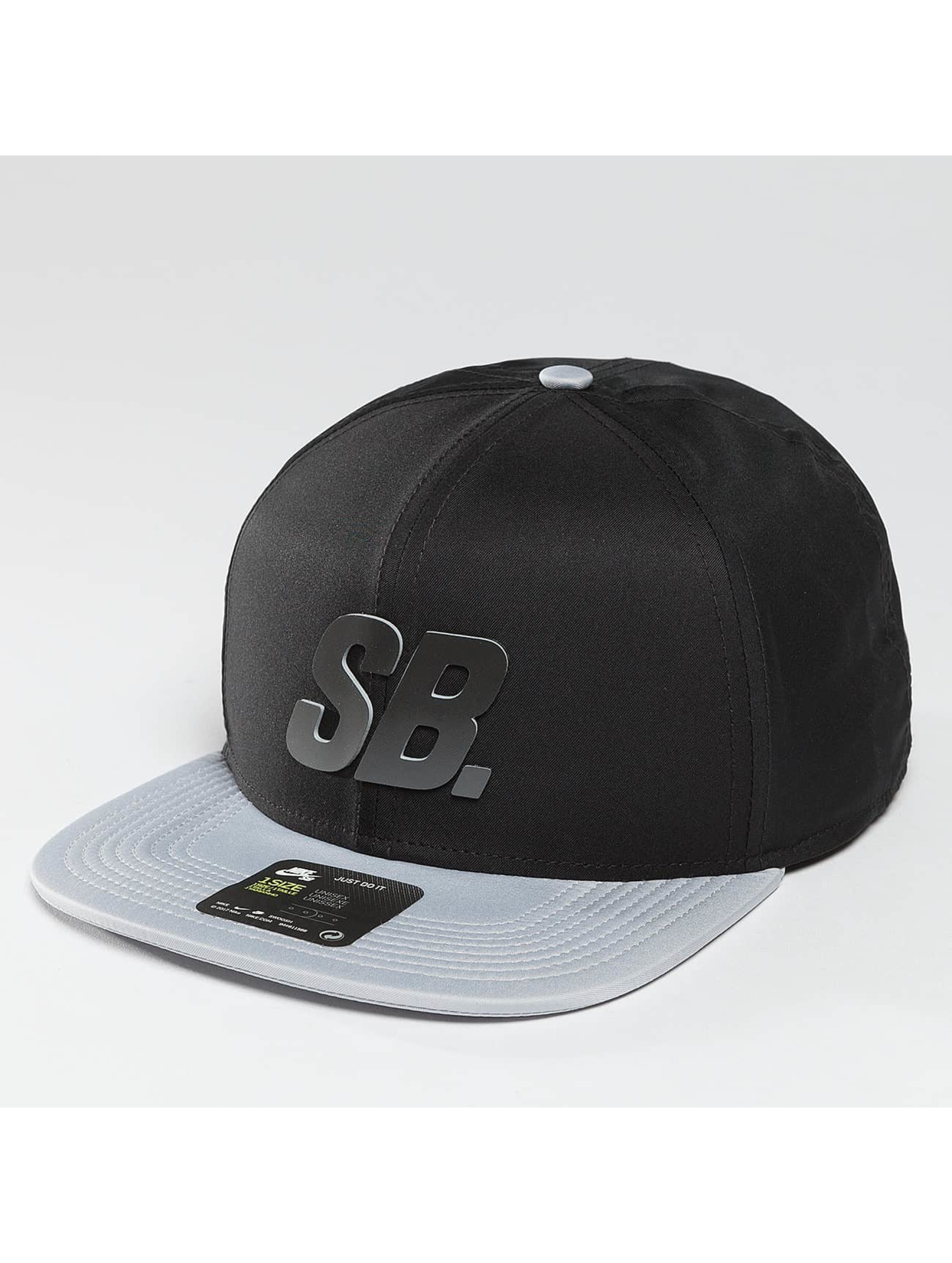 Nike SB Männer,Frauen Snapback Cap Dry in schwarz