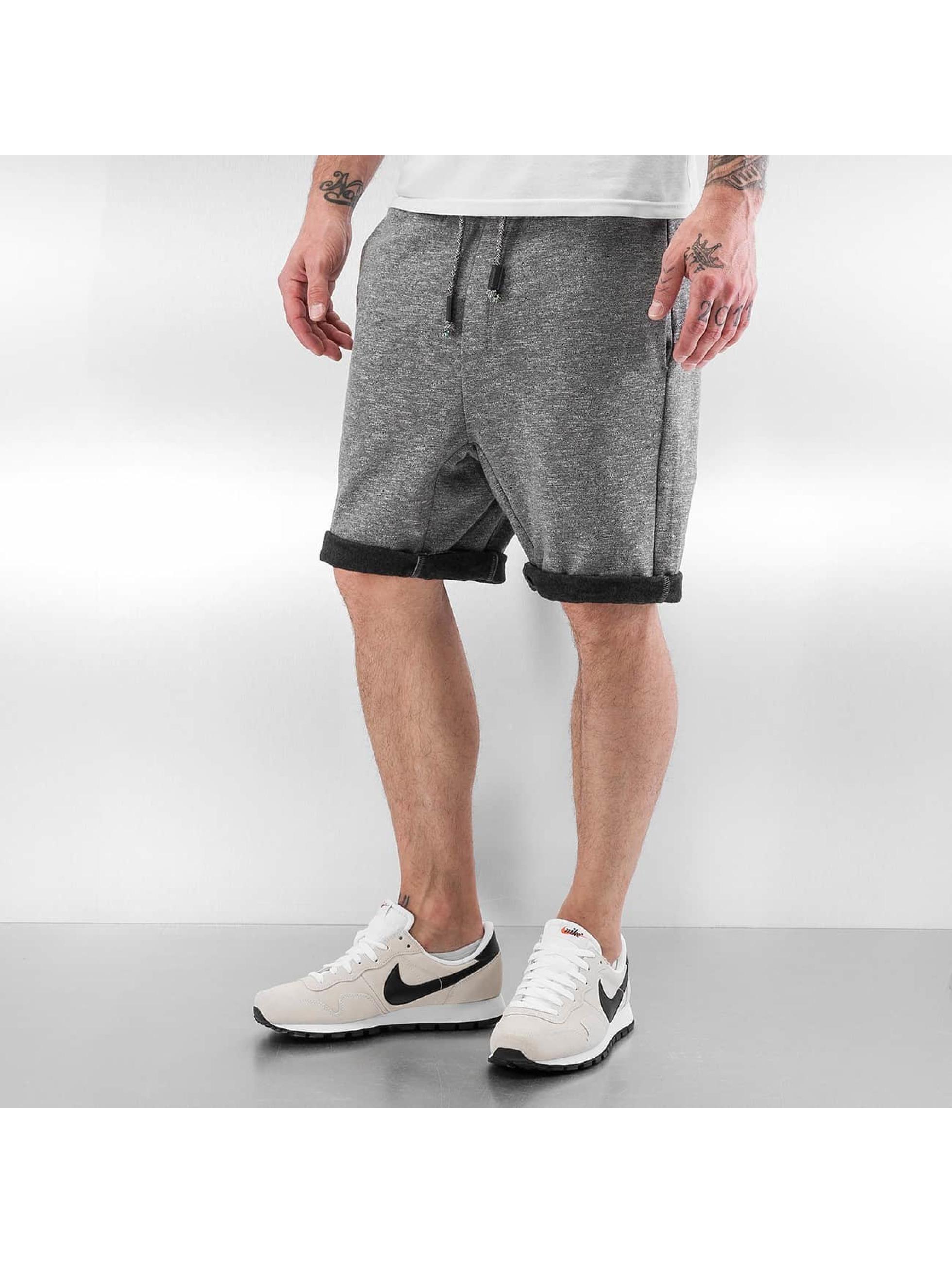 Ragwear Männer Shorts Ryan in schwarz