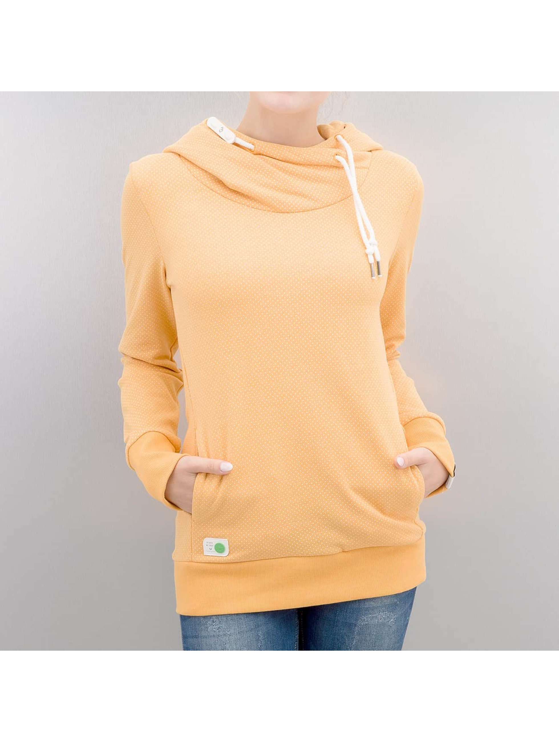 Ragwear Frauen Pullover Beat B Organic in orange
