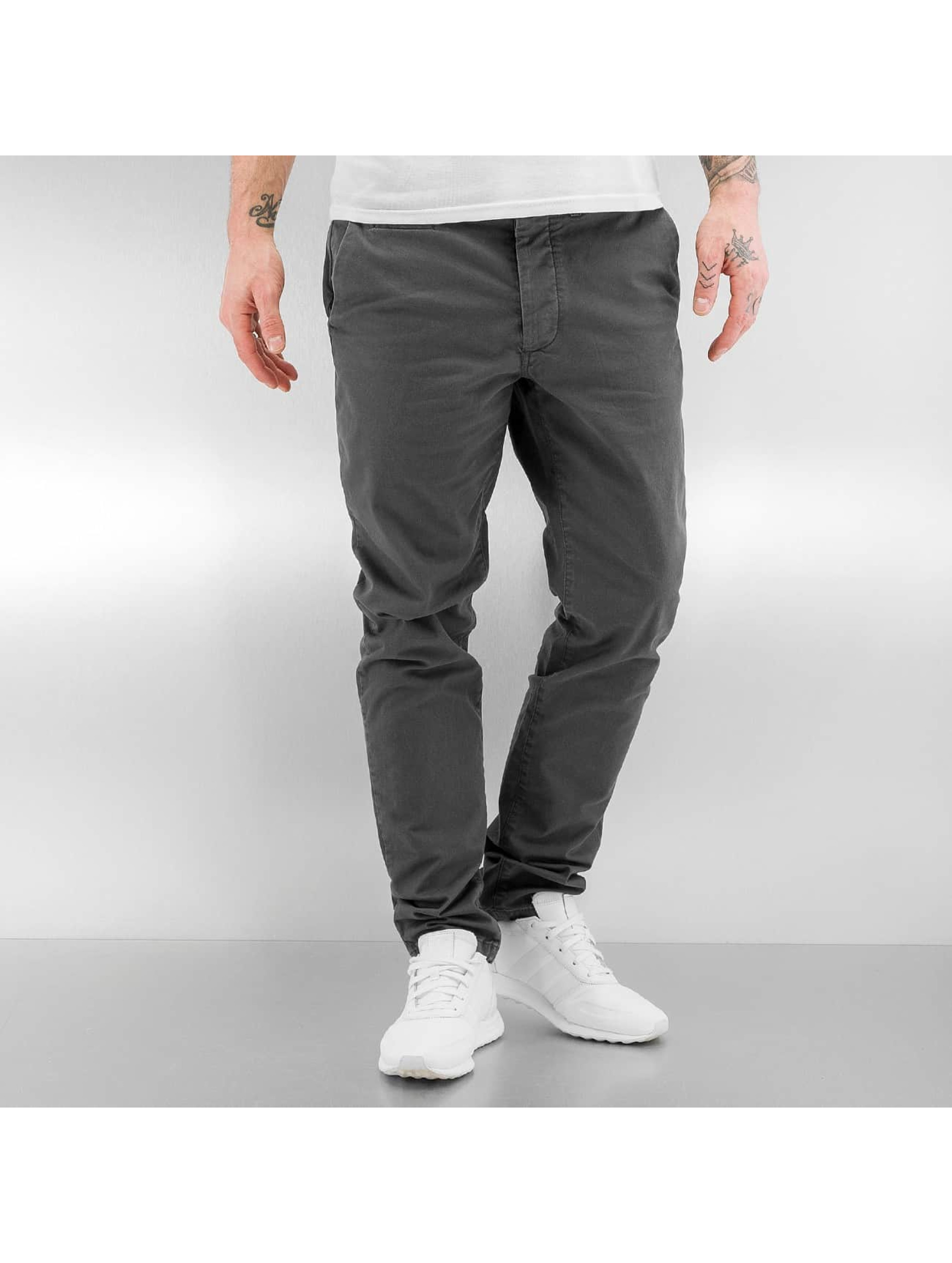 Jack & Jones Männer Chino jjiMarco jjEnzo in grau