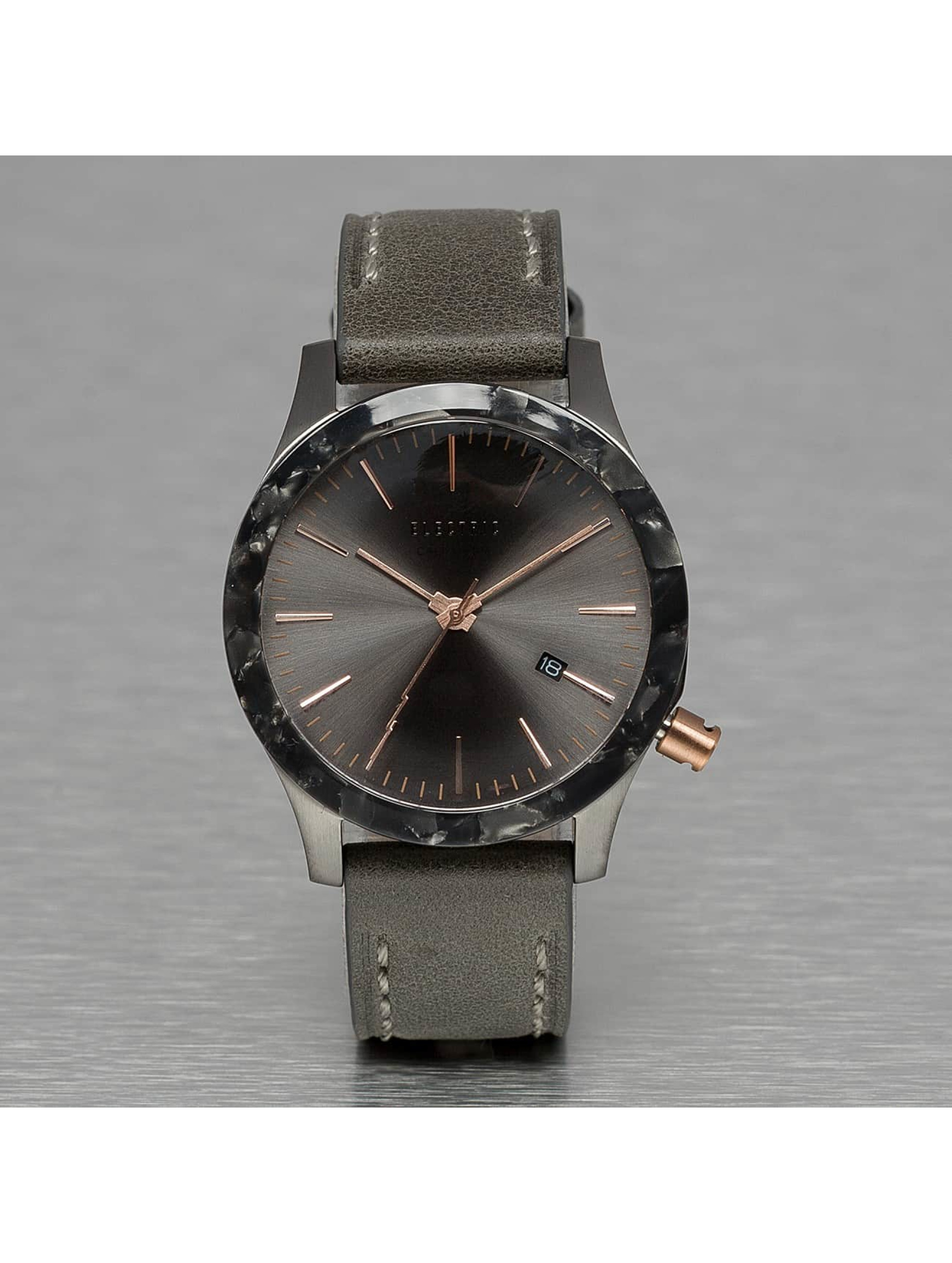 Electric Männer,Frauen Uhr FW03 Leather in grau