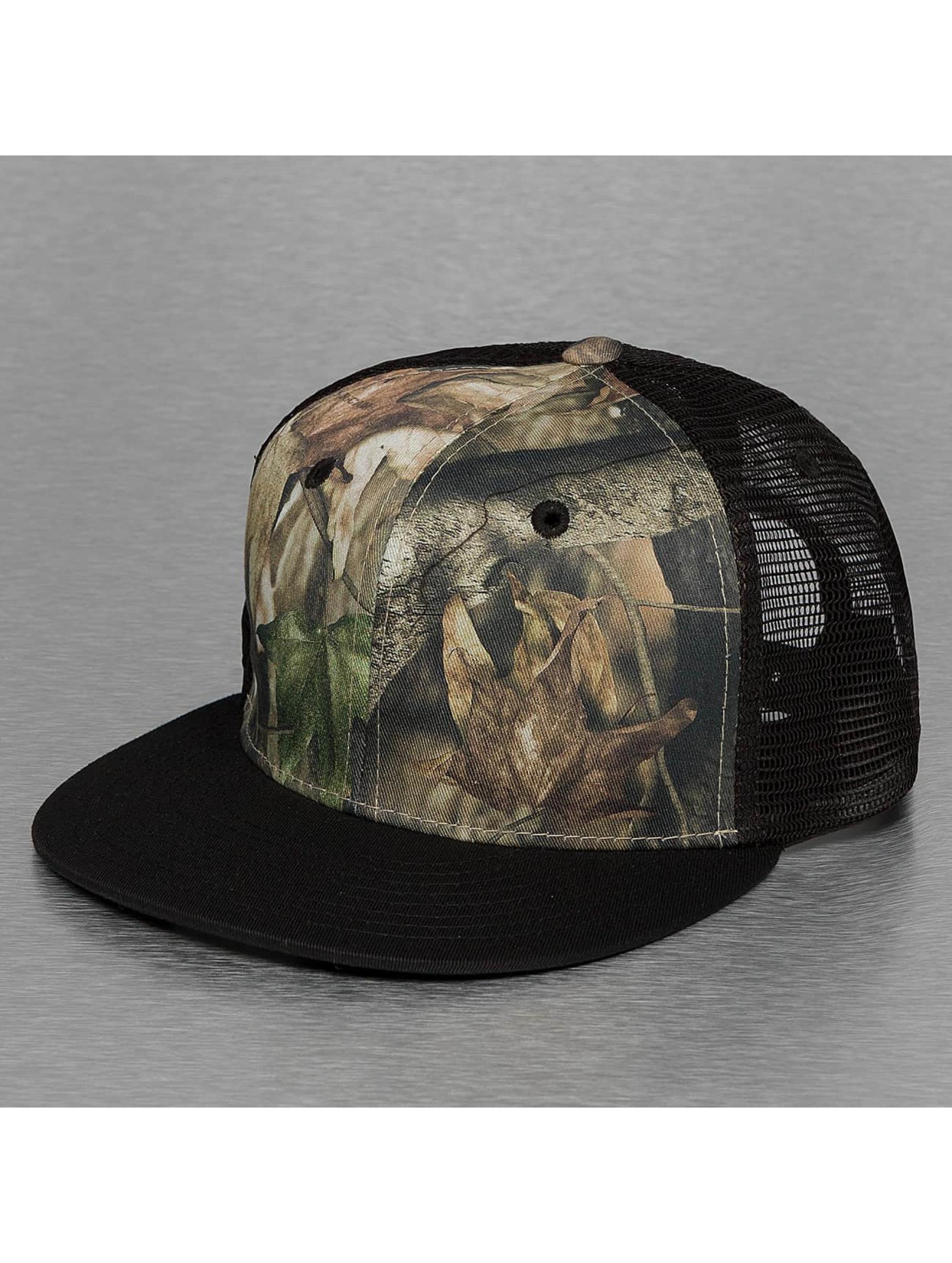 Decky USA Männer,Frauen Trucker Cap USA Hybricam in camouflage