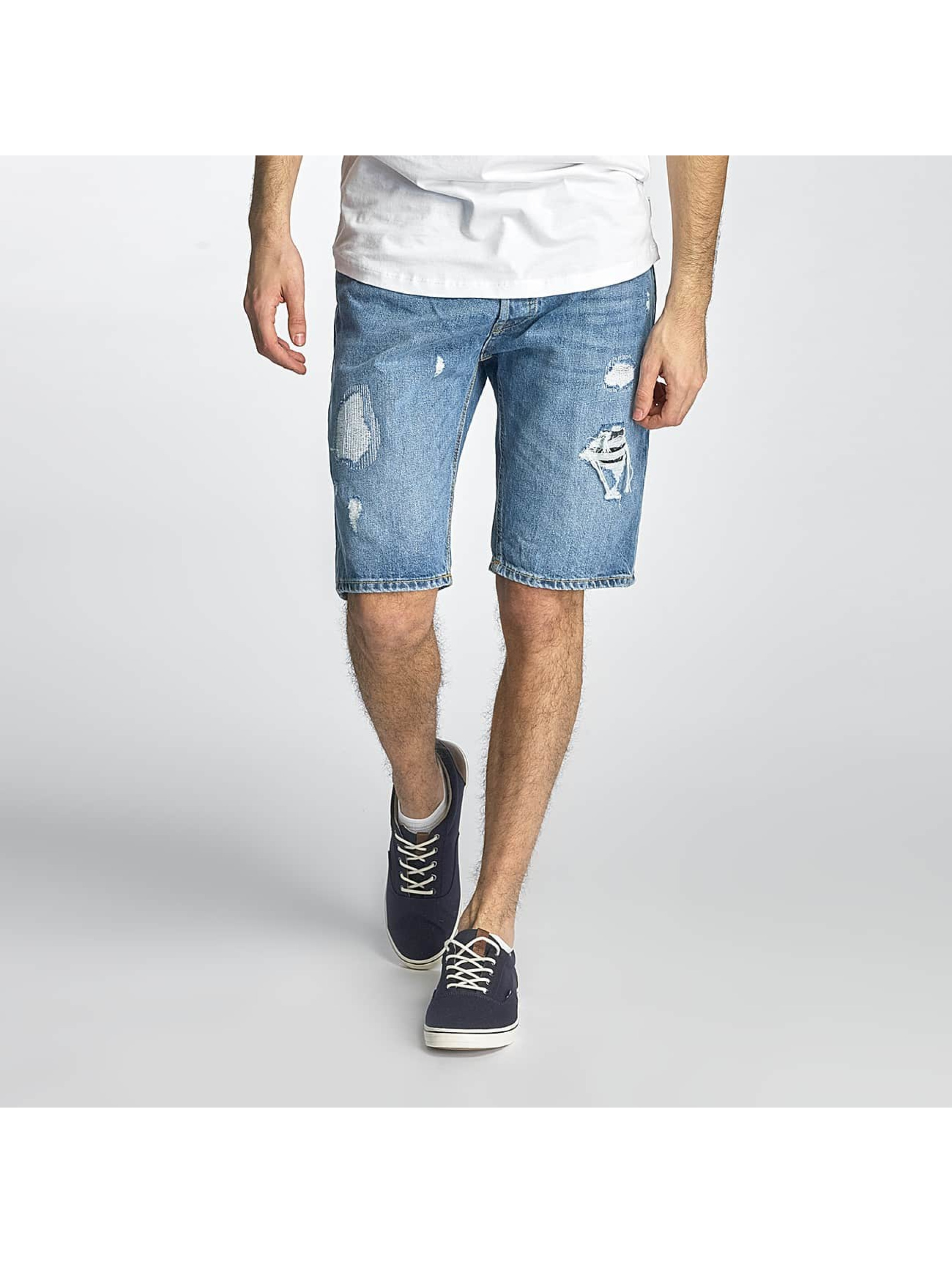 Jack & Jones Männer Shorts jjiRick jjOriginal in blau