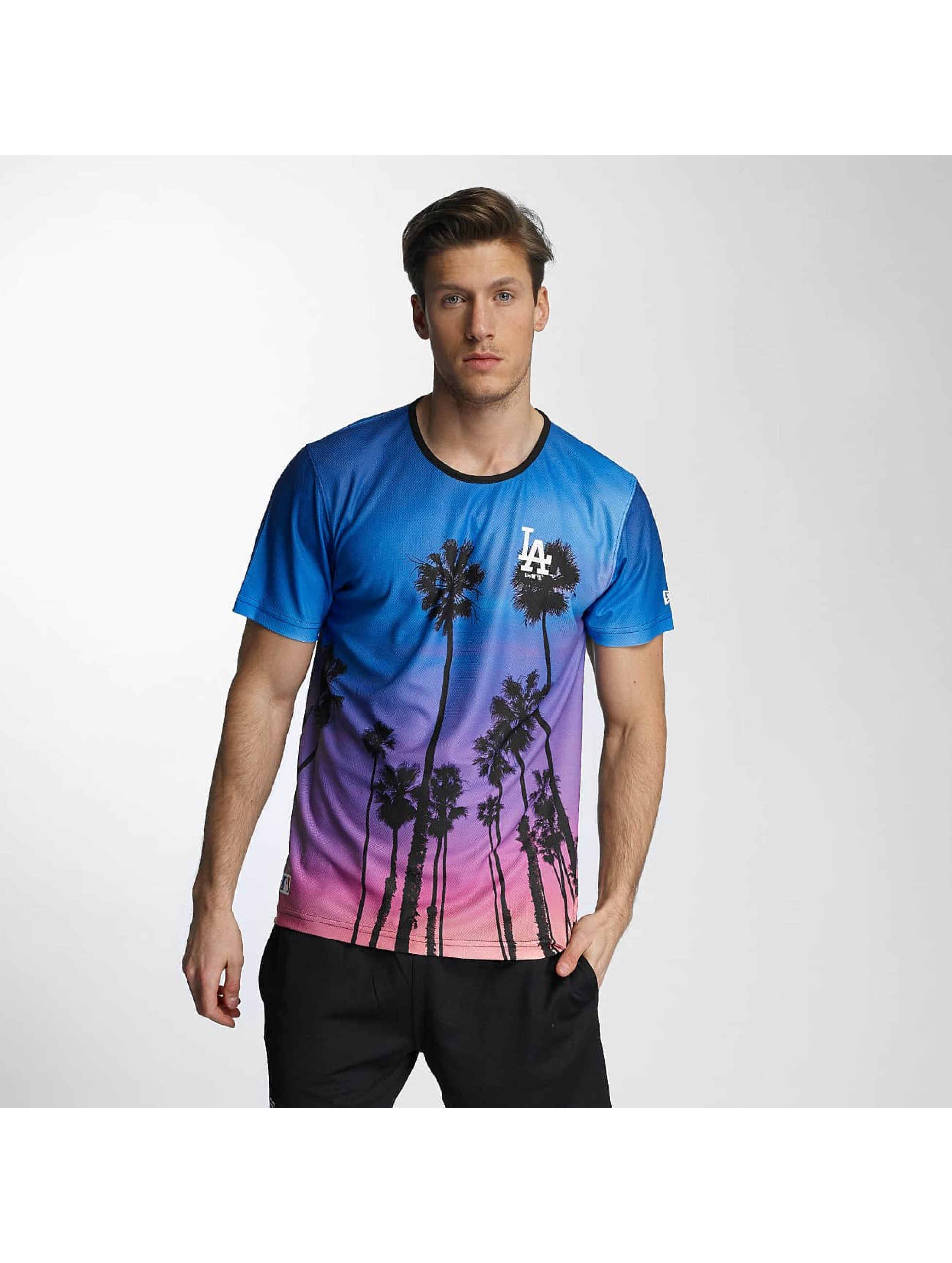 New Era Männer T-Shirt West Coast LA Dodgers in bunt