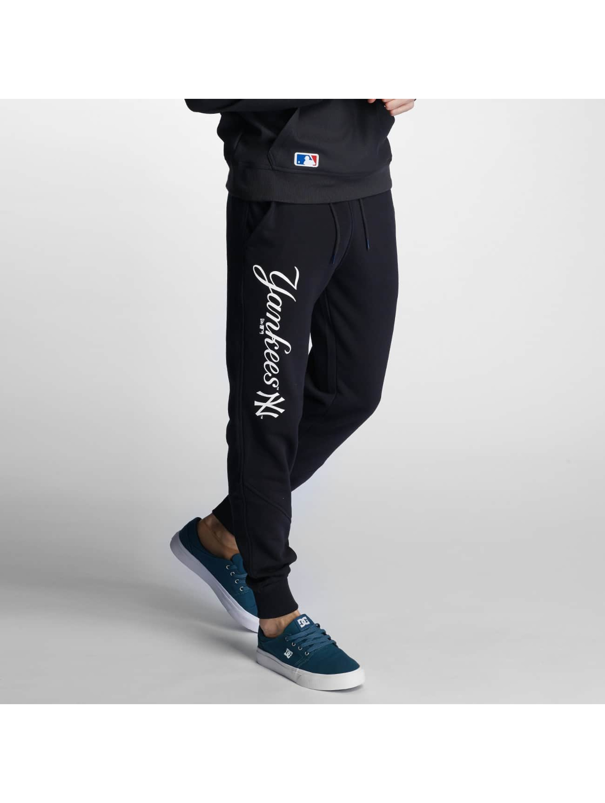 New Era Männer Jogginghose Era Team App NY Yankees in blau