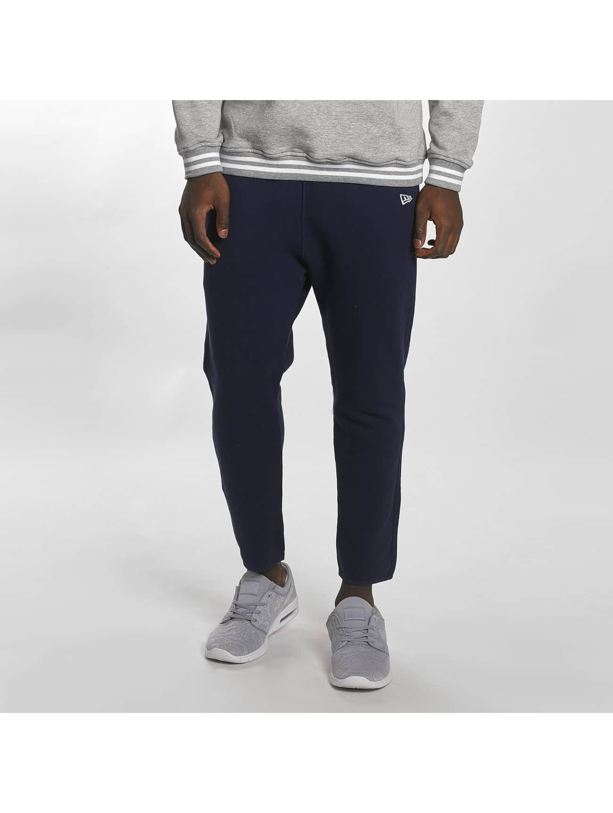 New Era Männer Jogginghose Sandwash in blau