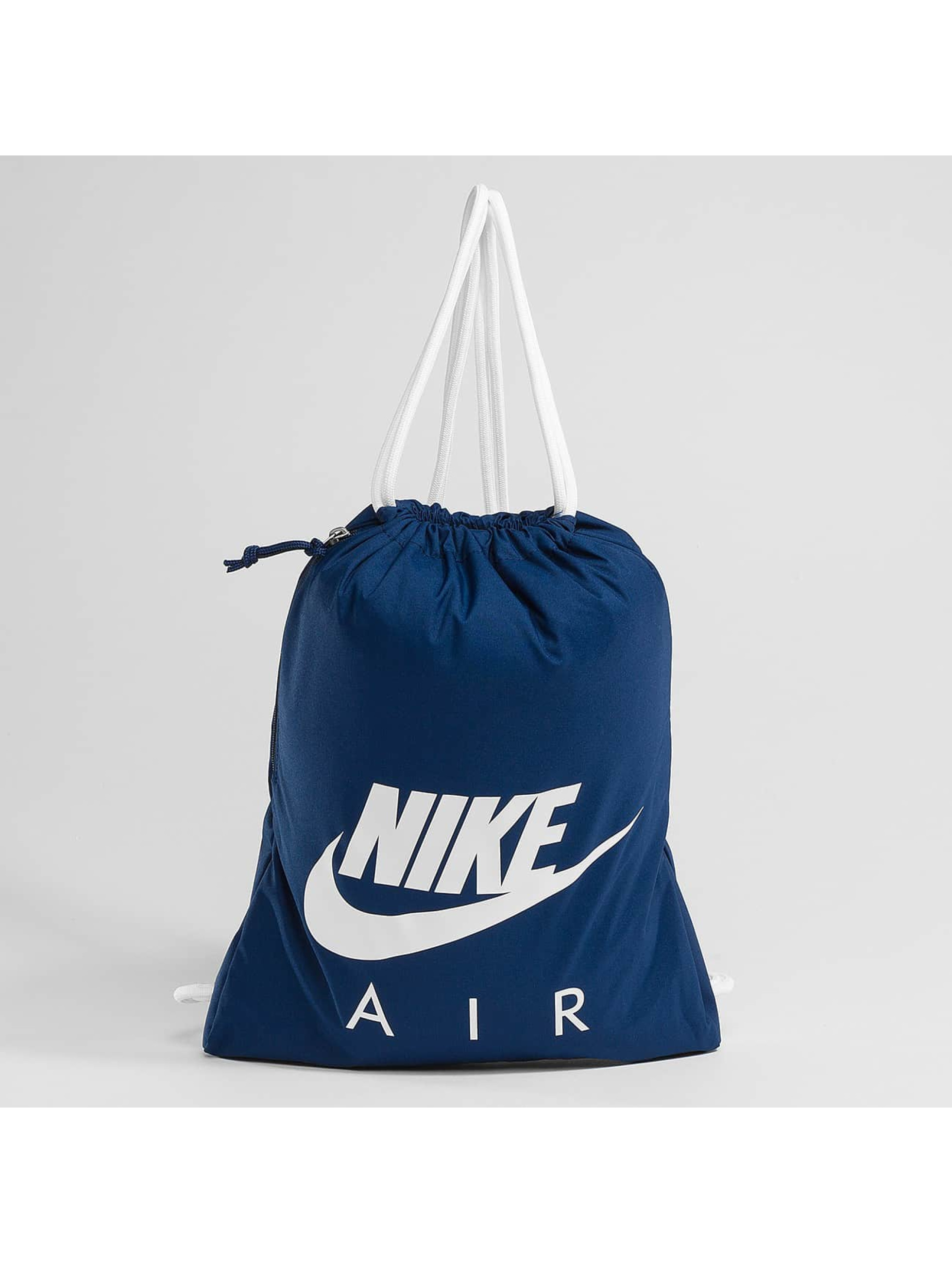 Nike / Beutel Heritage Gym Sack 1 GFX in blue